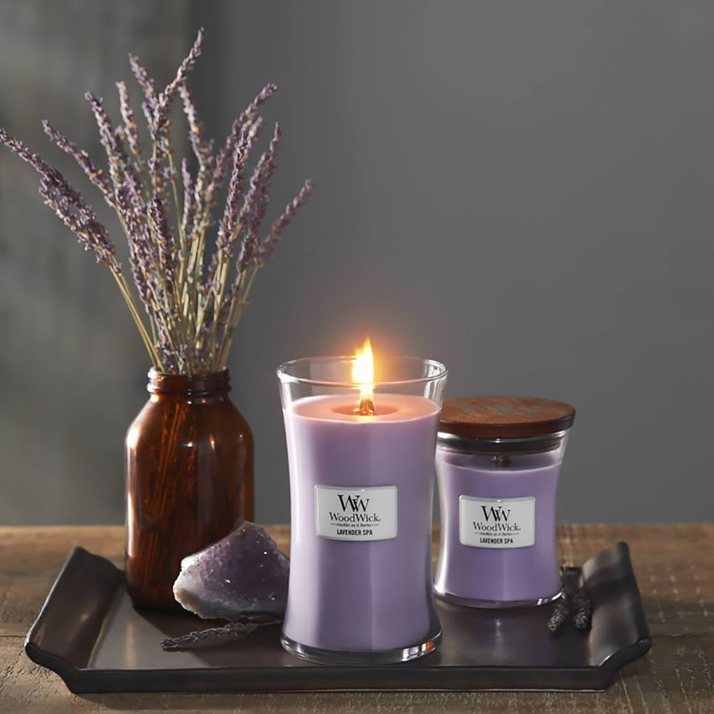 WoodWick Lavender Spa