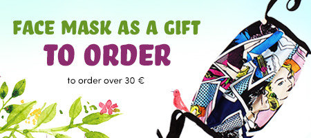 Drape as a free gift with your order