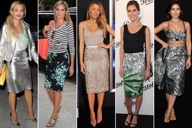 Heidi Klum, Blake Lively and others (Source: google.com)