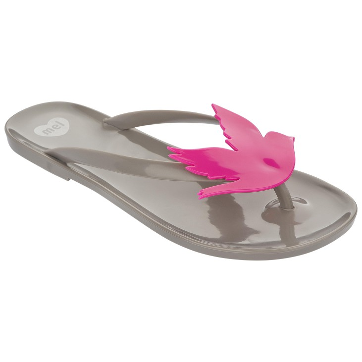 Mel Lilly Pilly Gray / Pink