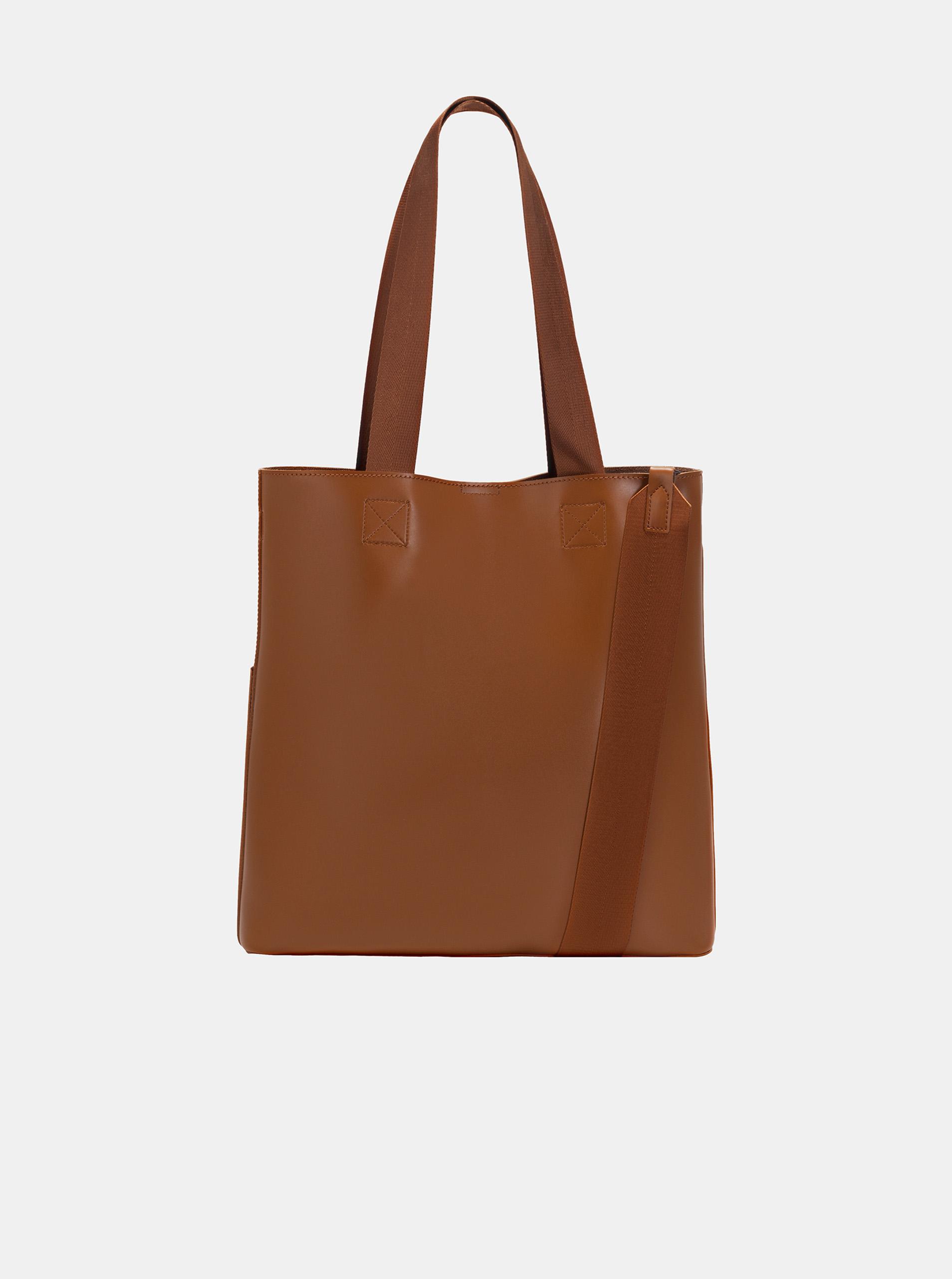 Claudia Canova brown handbag