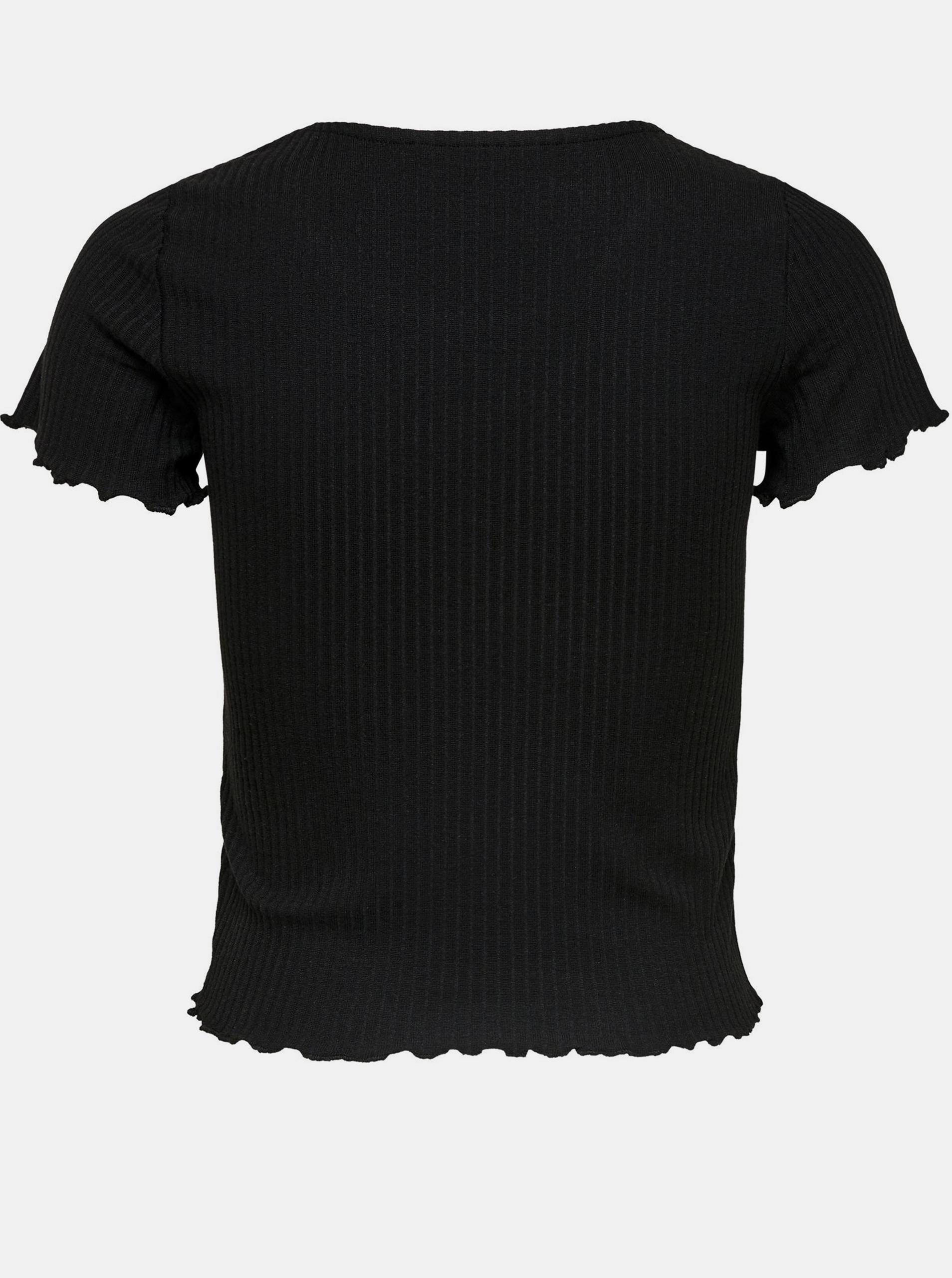 Only black women´s T-shirt