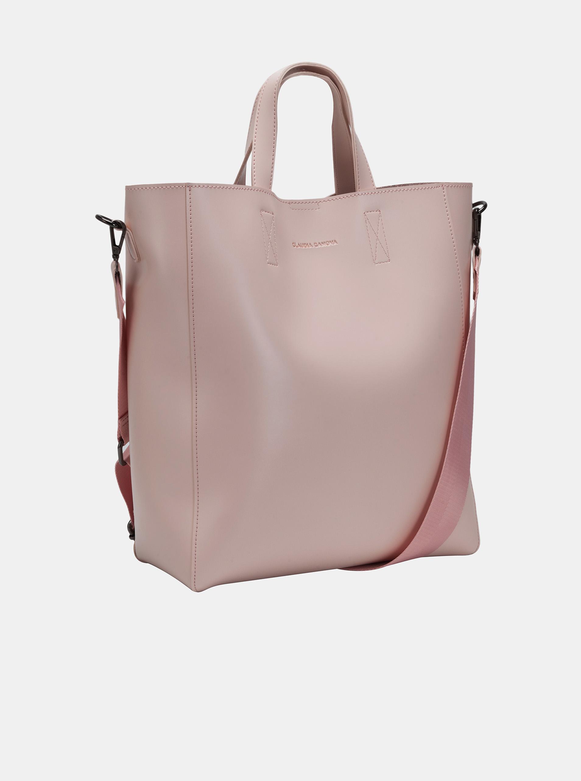 Claudia Canova pink large handbag