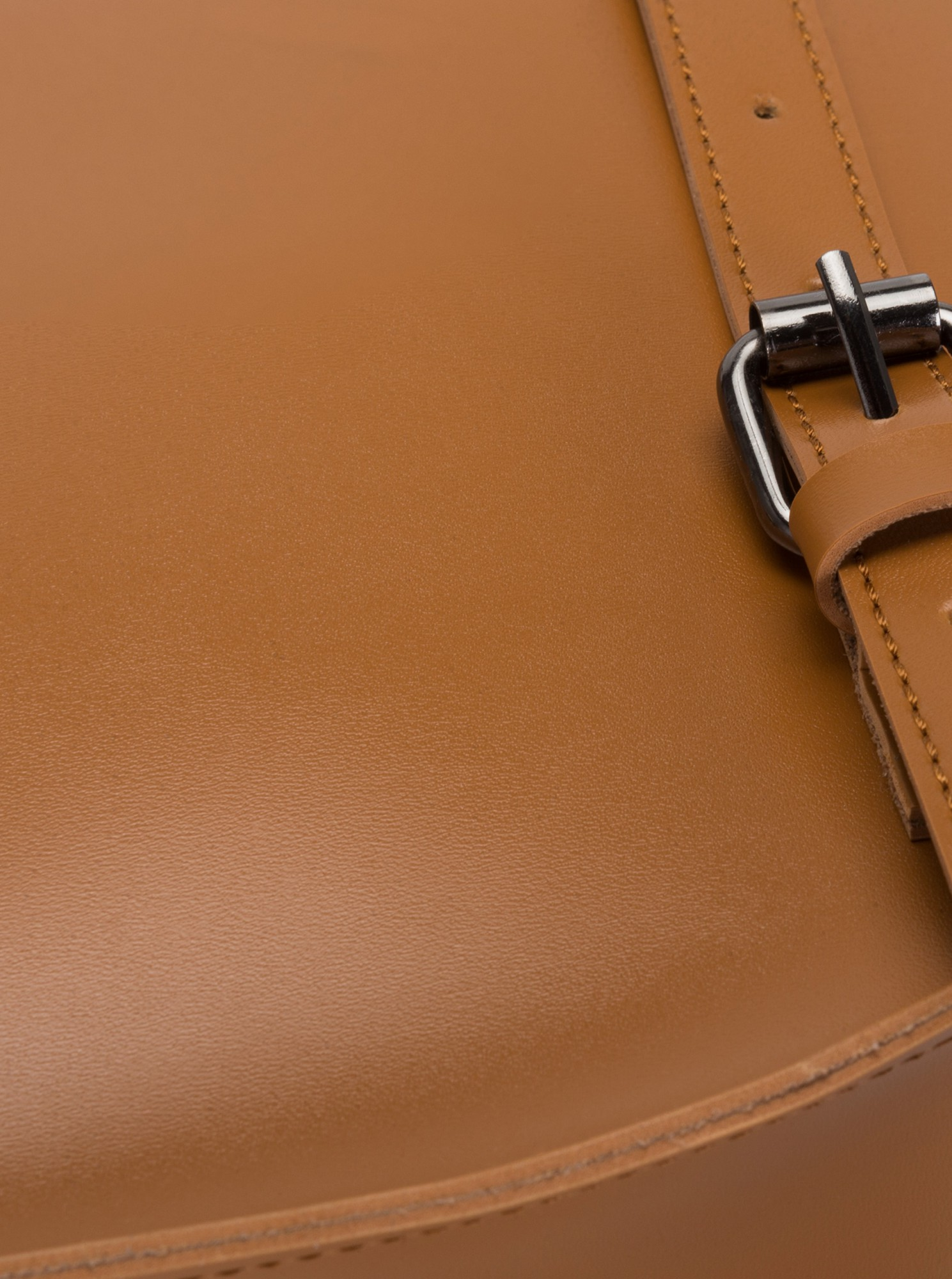Claudia Canova brown backpack