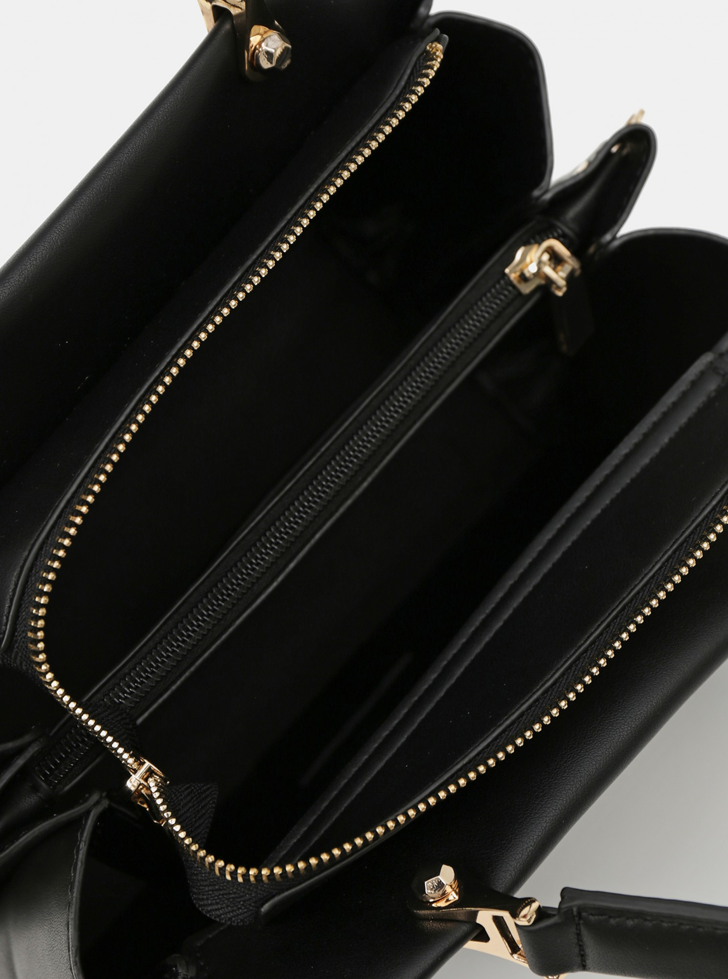 ALDO black handbag Palina