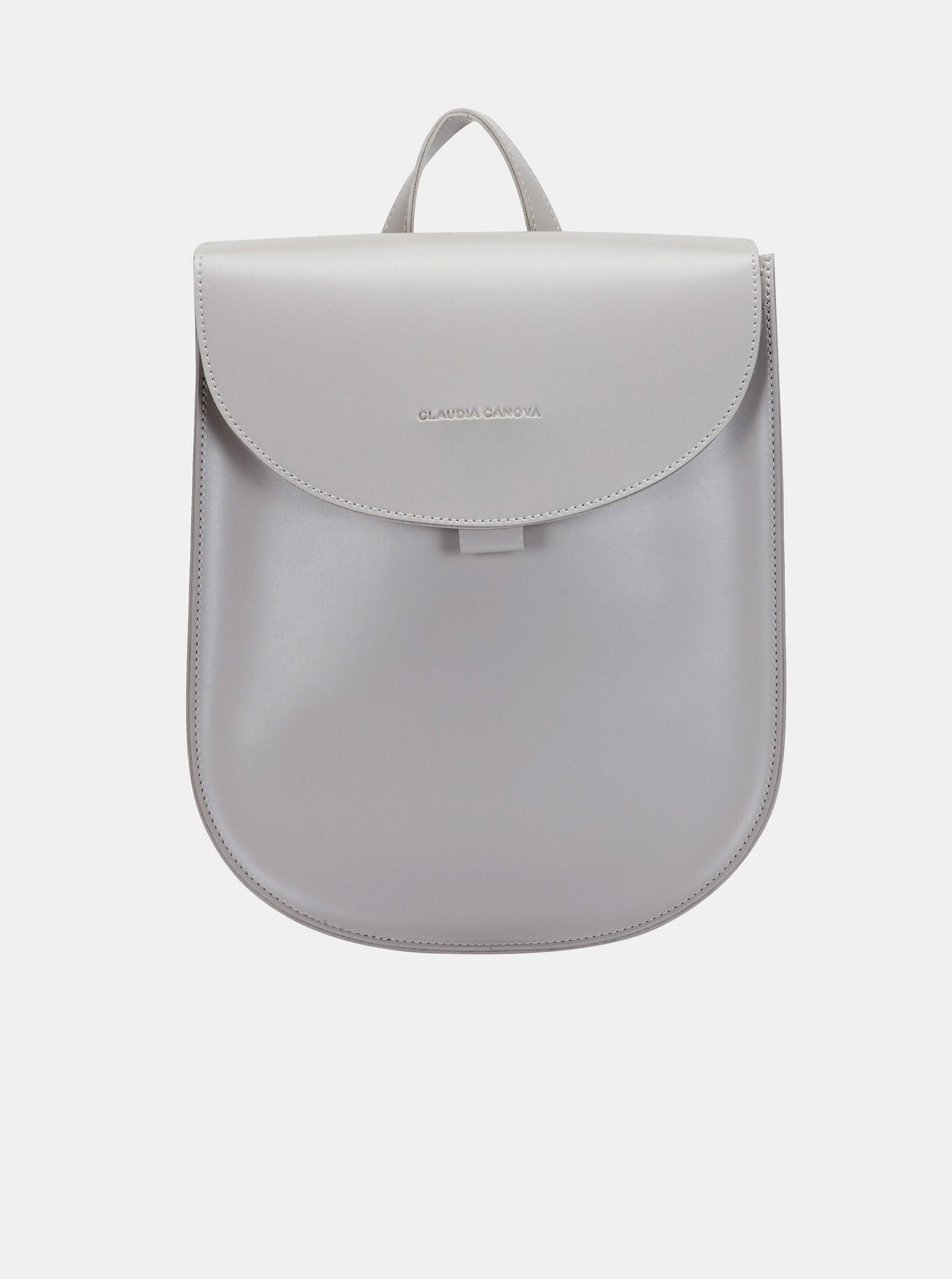 Claudia Canova grey backpack