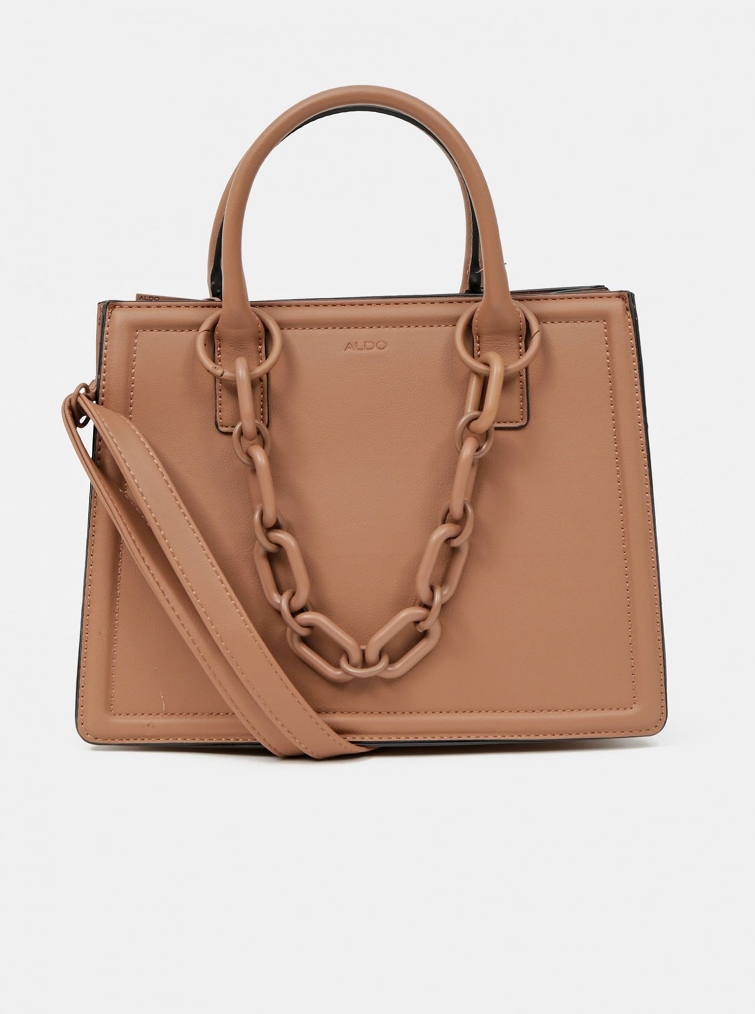 ALDO brown handbag Galoassi