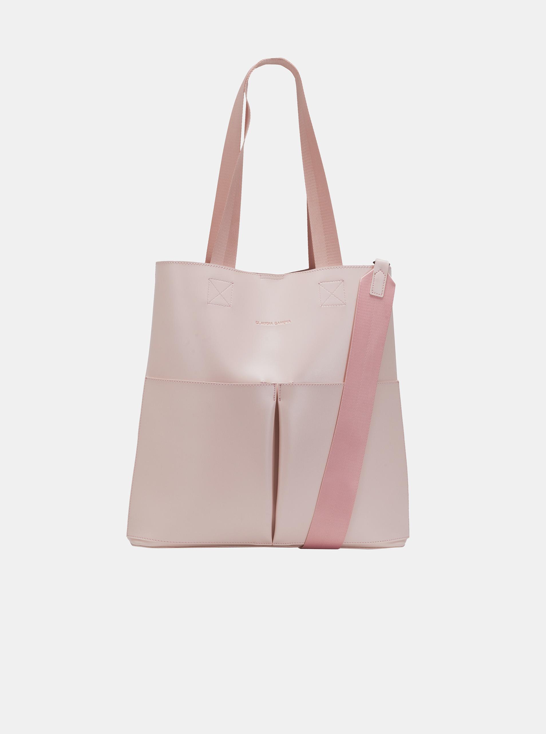 Claudia Canova pink handbag