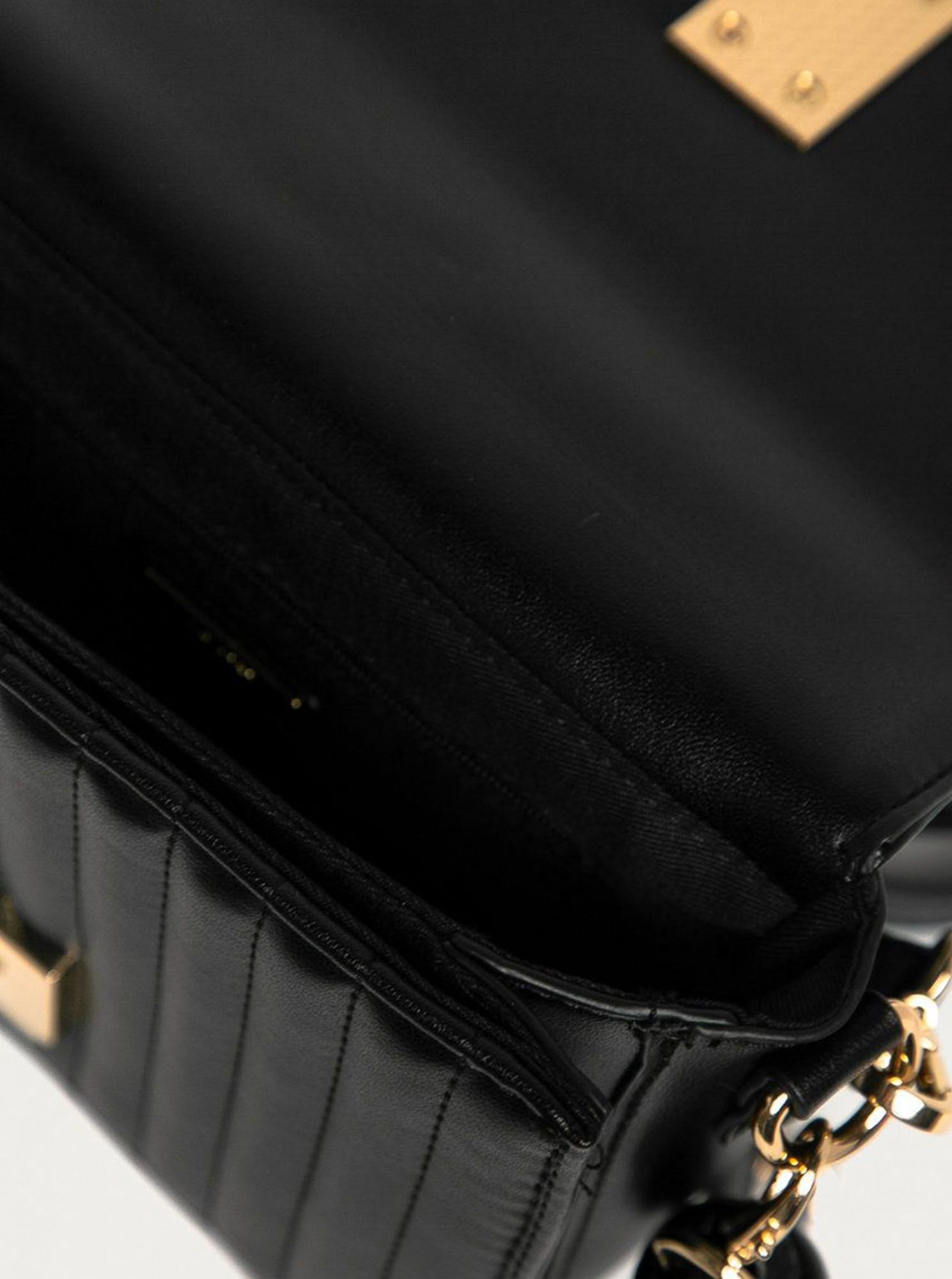 ALDO black crossbody handbag Erigossa