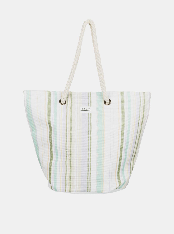 Roxy white Beach bag