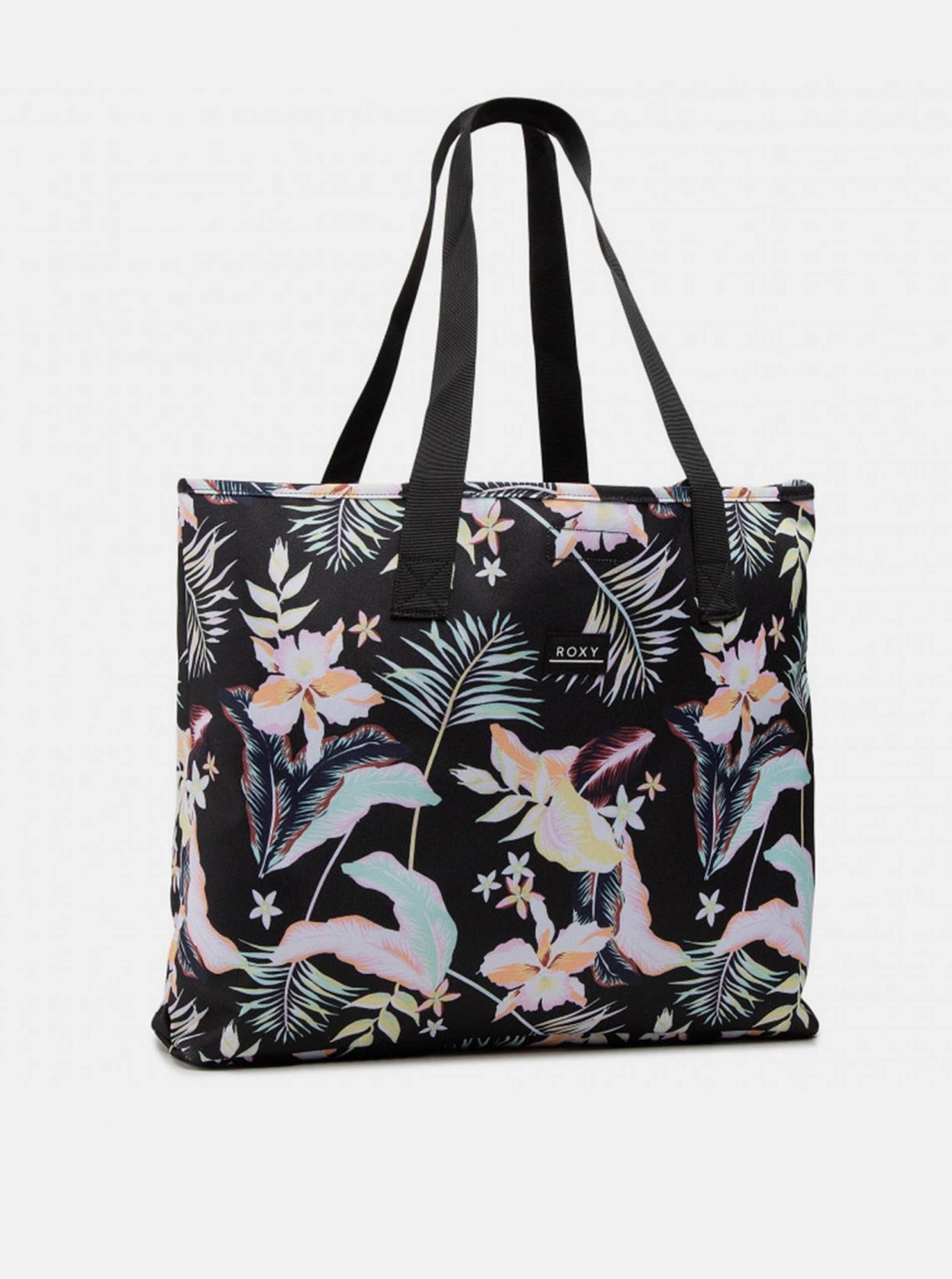 Roxy black Beach bag