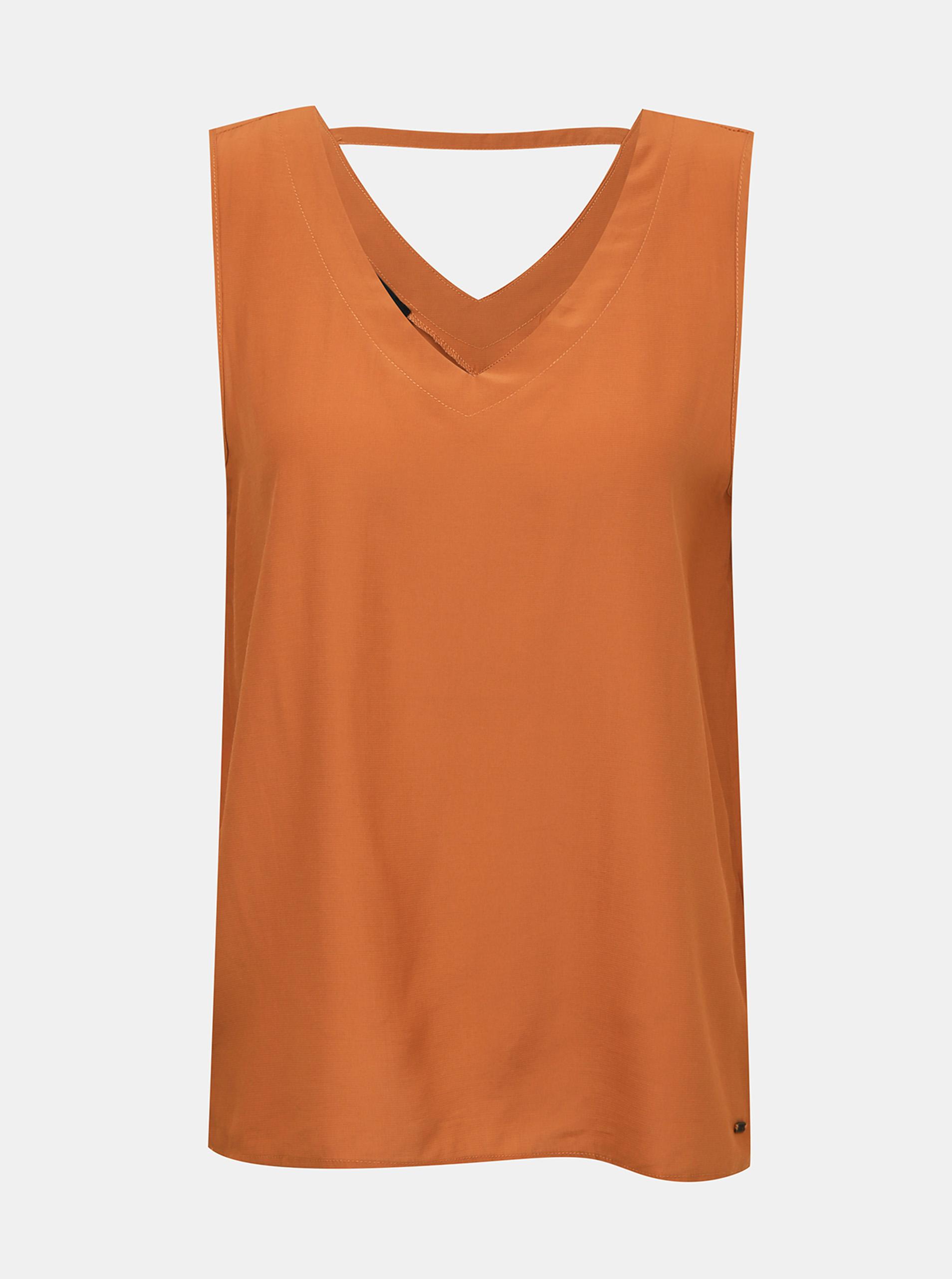 ZOOT brown blouse Beyla
