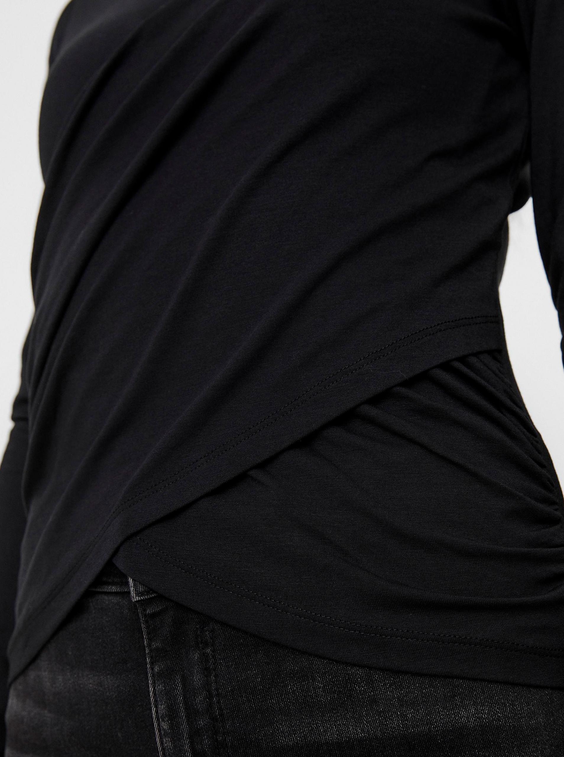 Vero Moda black T-shirt Panda