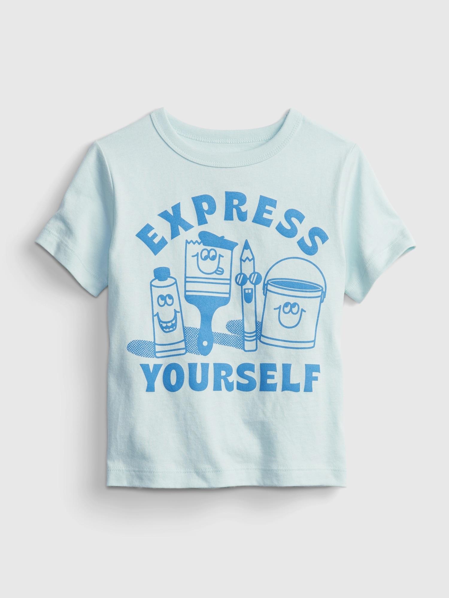 GAP Kids T-shirt Blue