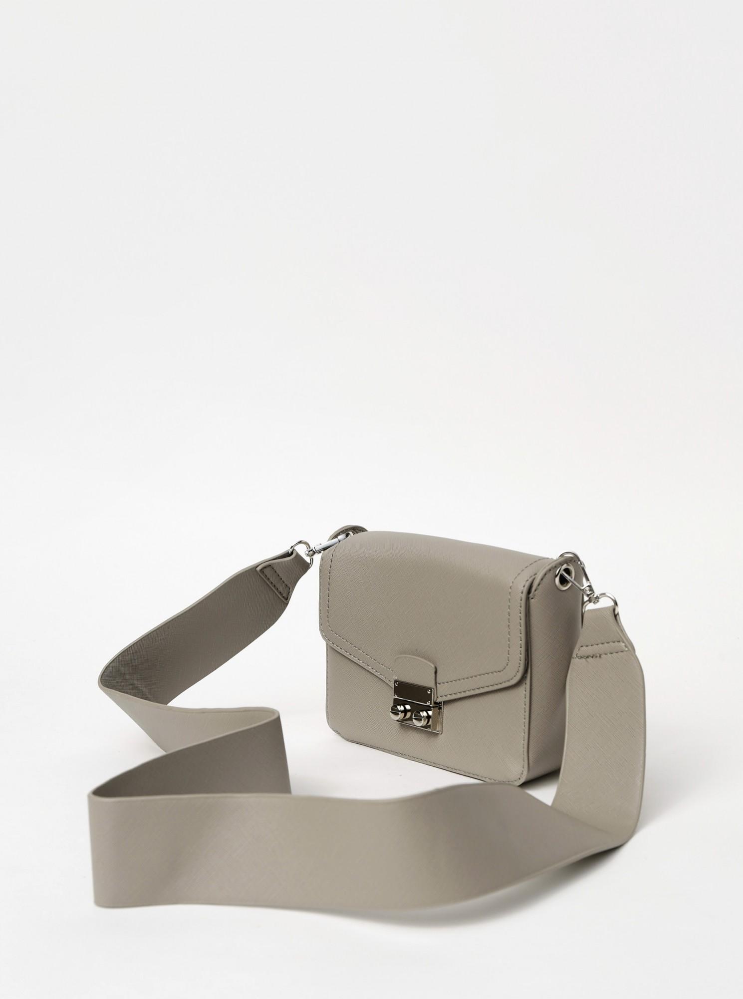 Hailys grey crossbody handbag
