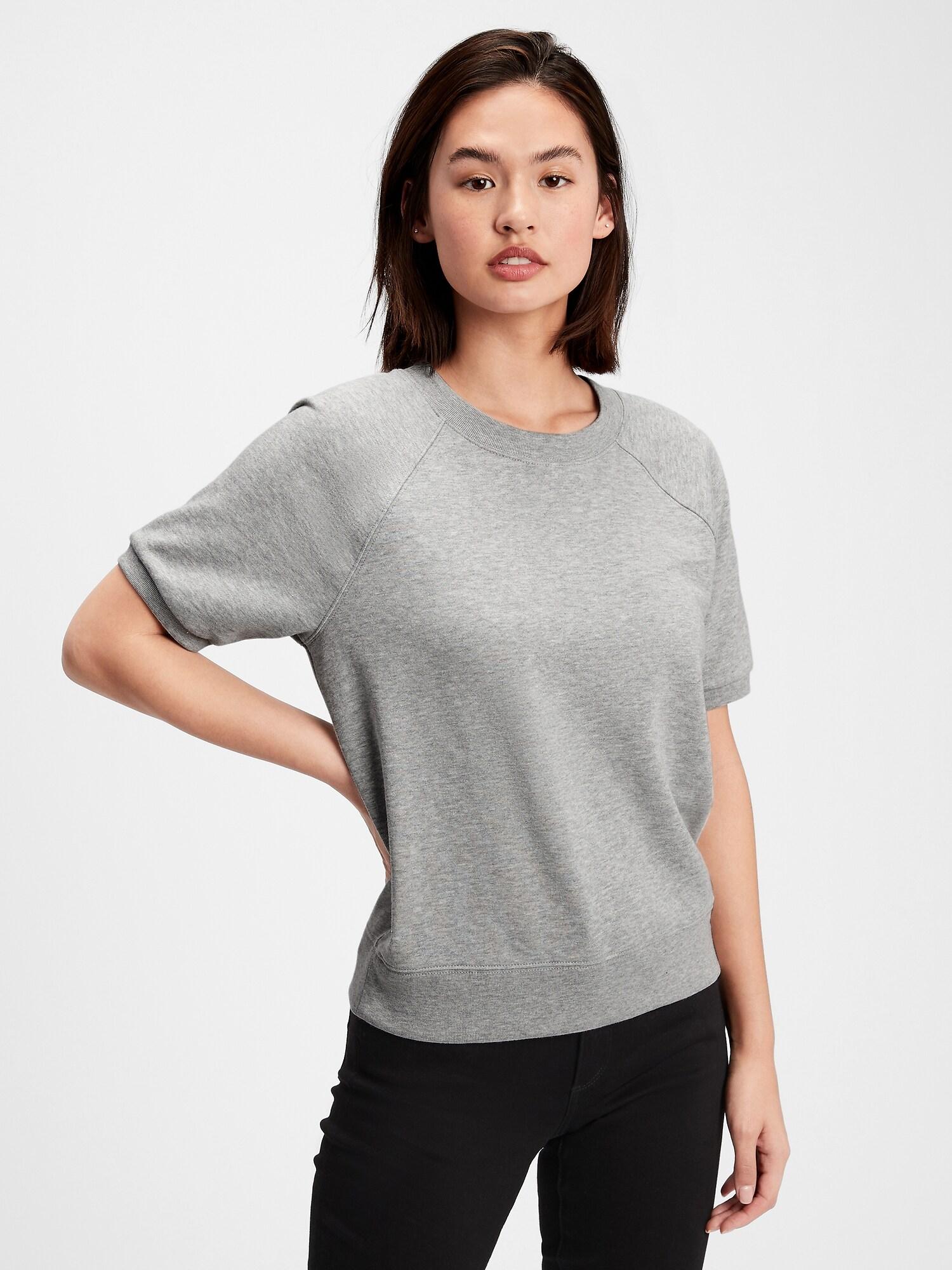 GAP grey T-shirt Fleece