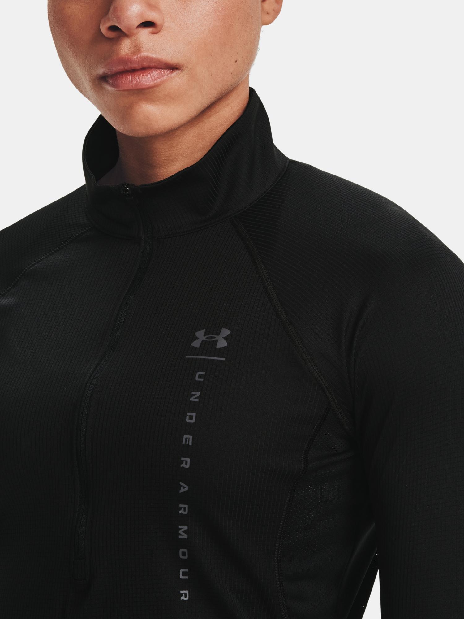 Under Armour black women´s T-shirt UA Speed Stride Attitude HZ