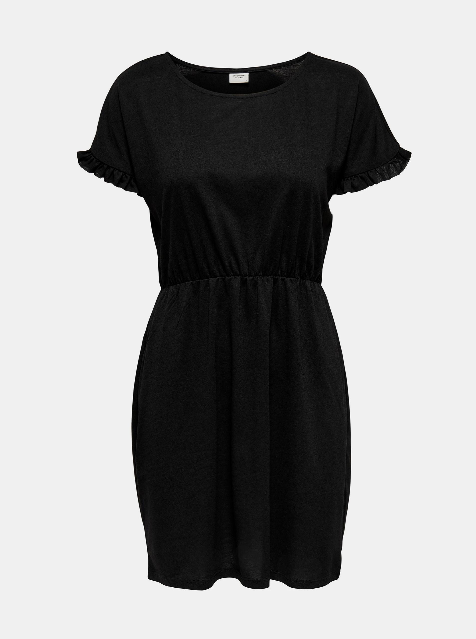 Jacqueline de Yong black dress Karen