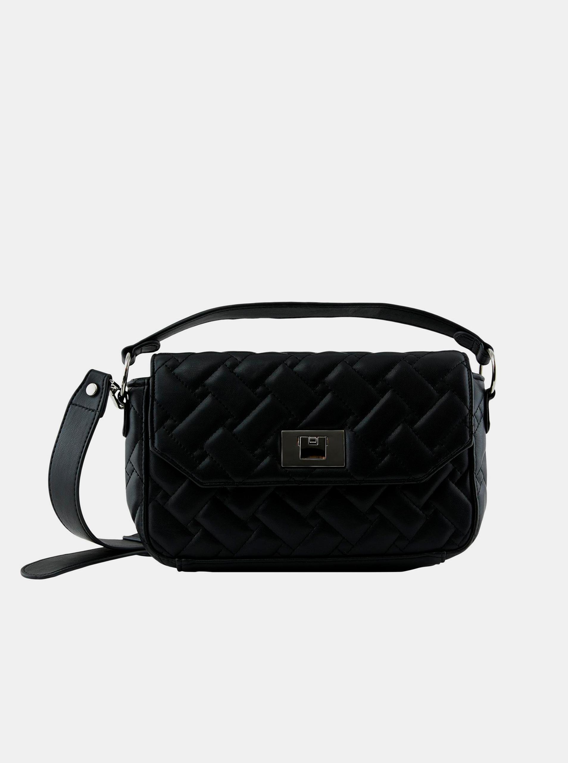 Pieces black crossbody handbag Gerdi