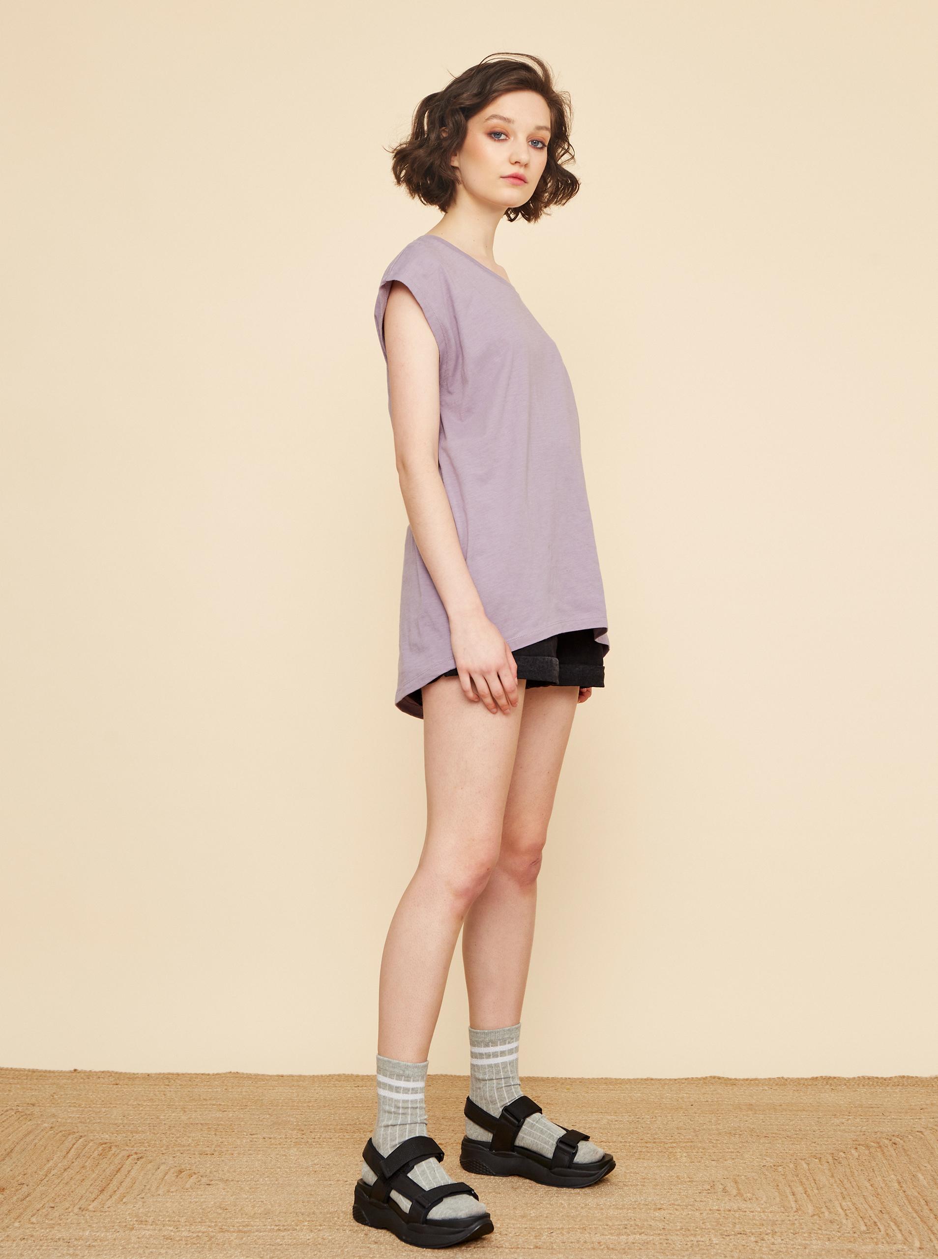 ZOOT purple T-shirt June