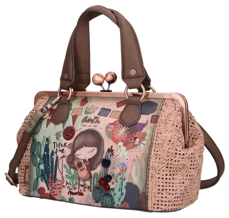 Anekke powdery handbag Ixchel Music