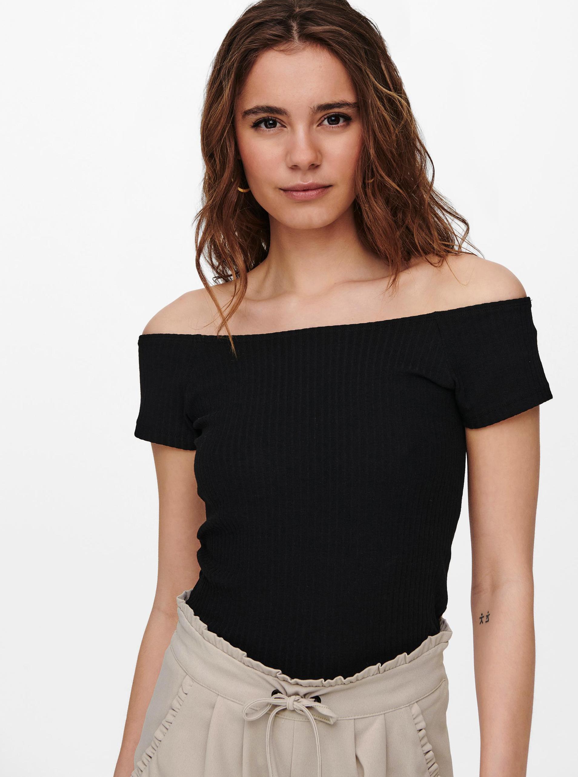 Only black women´s top Nella