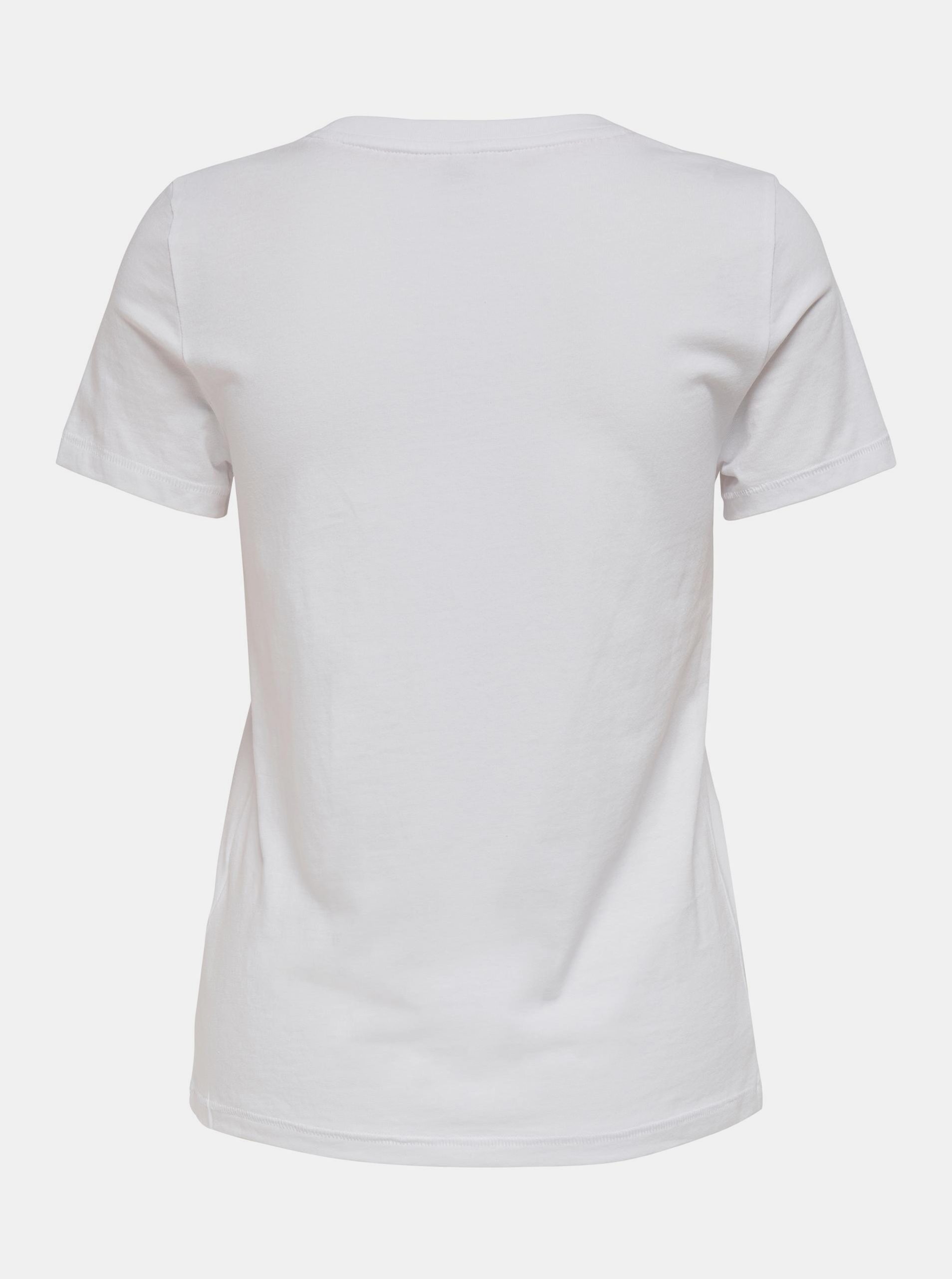 Only white women´s T-shirt Lana with print