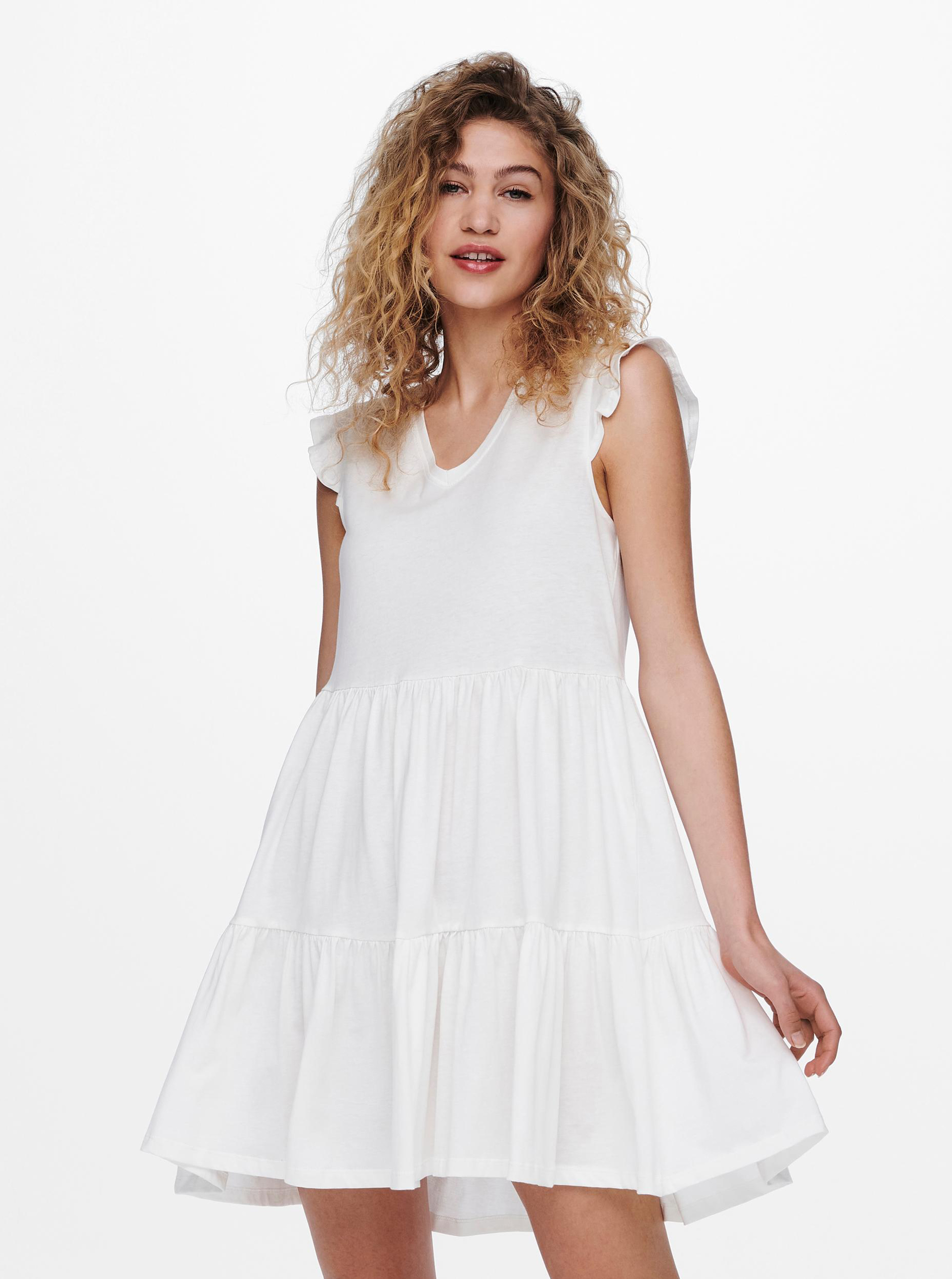 Only white dress May