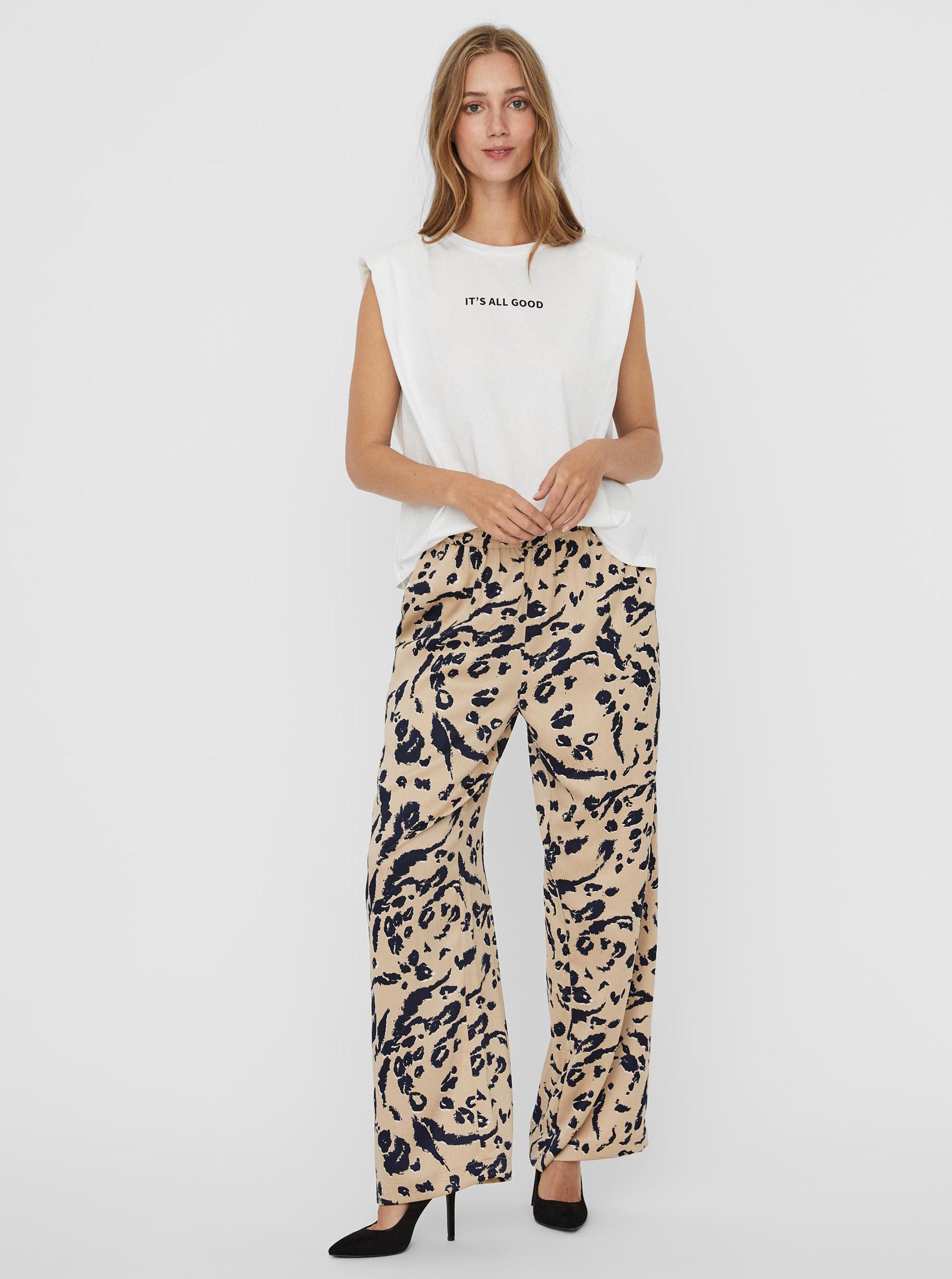 Vero Moda white T-shirt Hollie