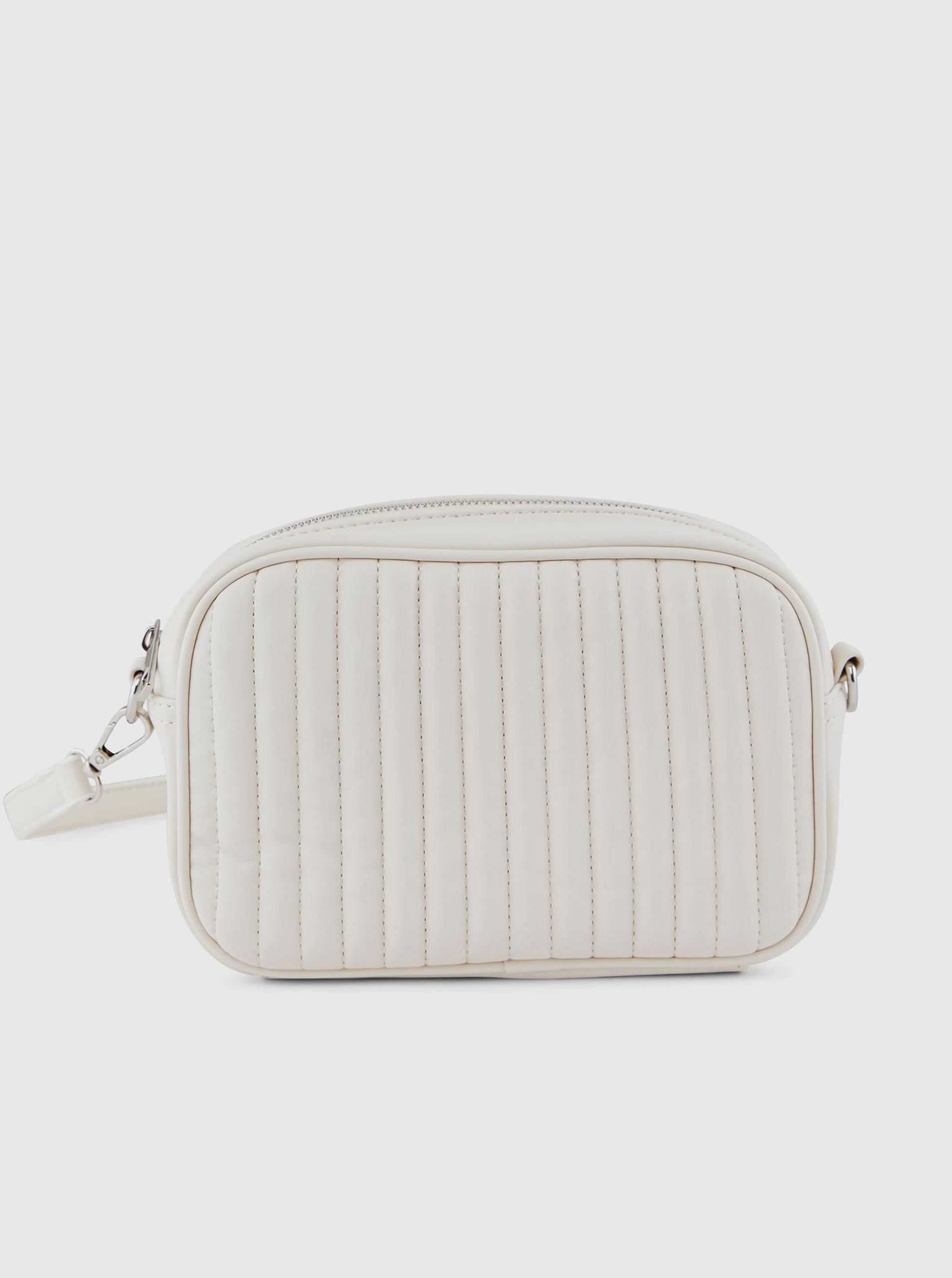 Pieces cream / cream crossbody handbag Manja
