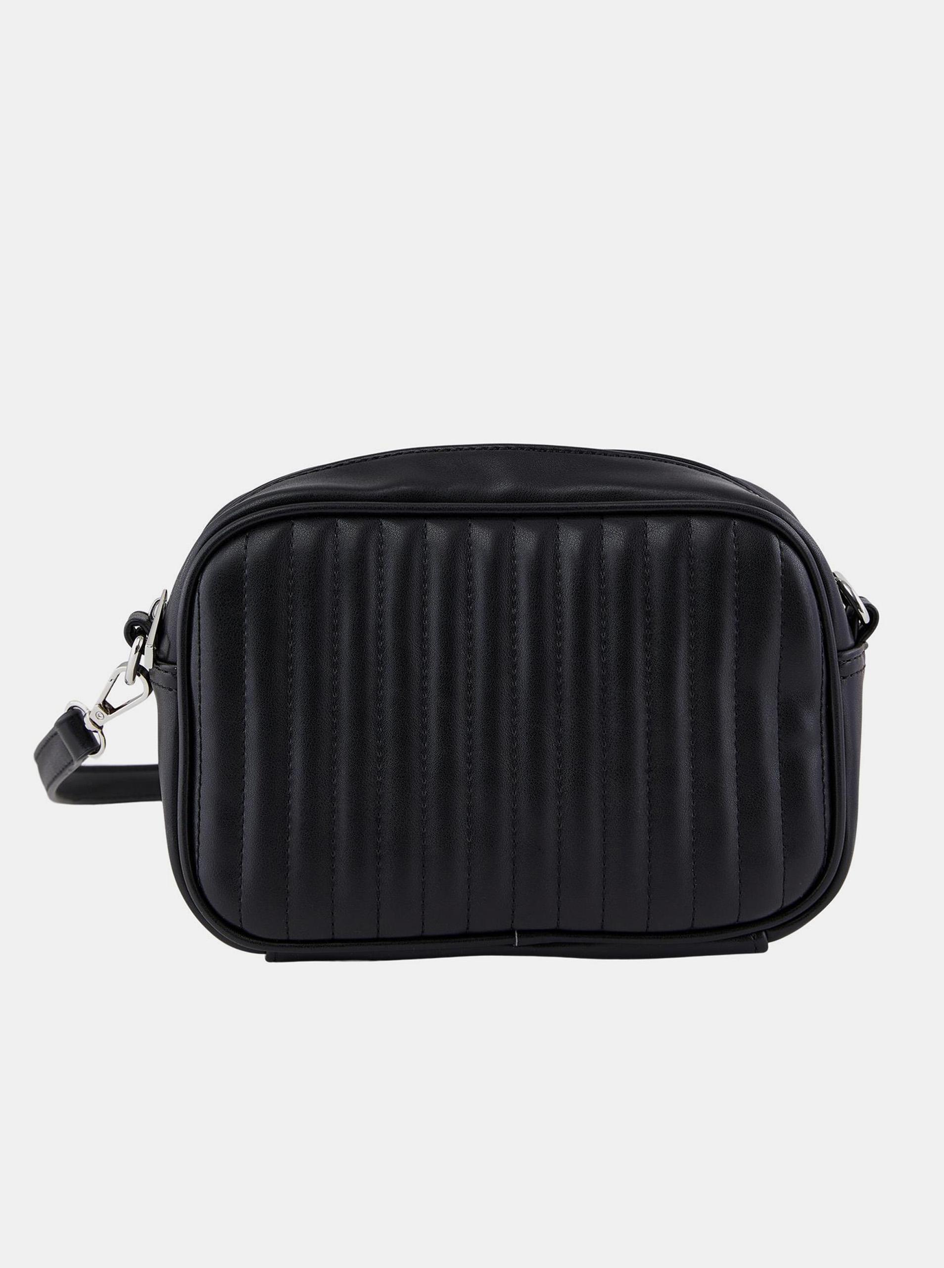 Pieces black crossbody handbag Manja