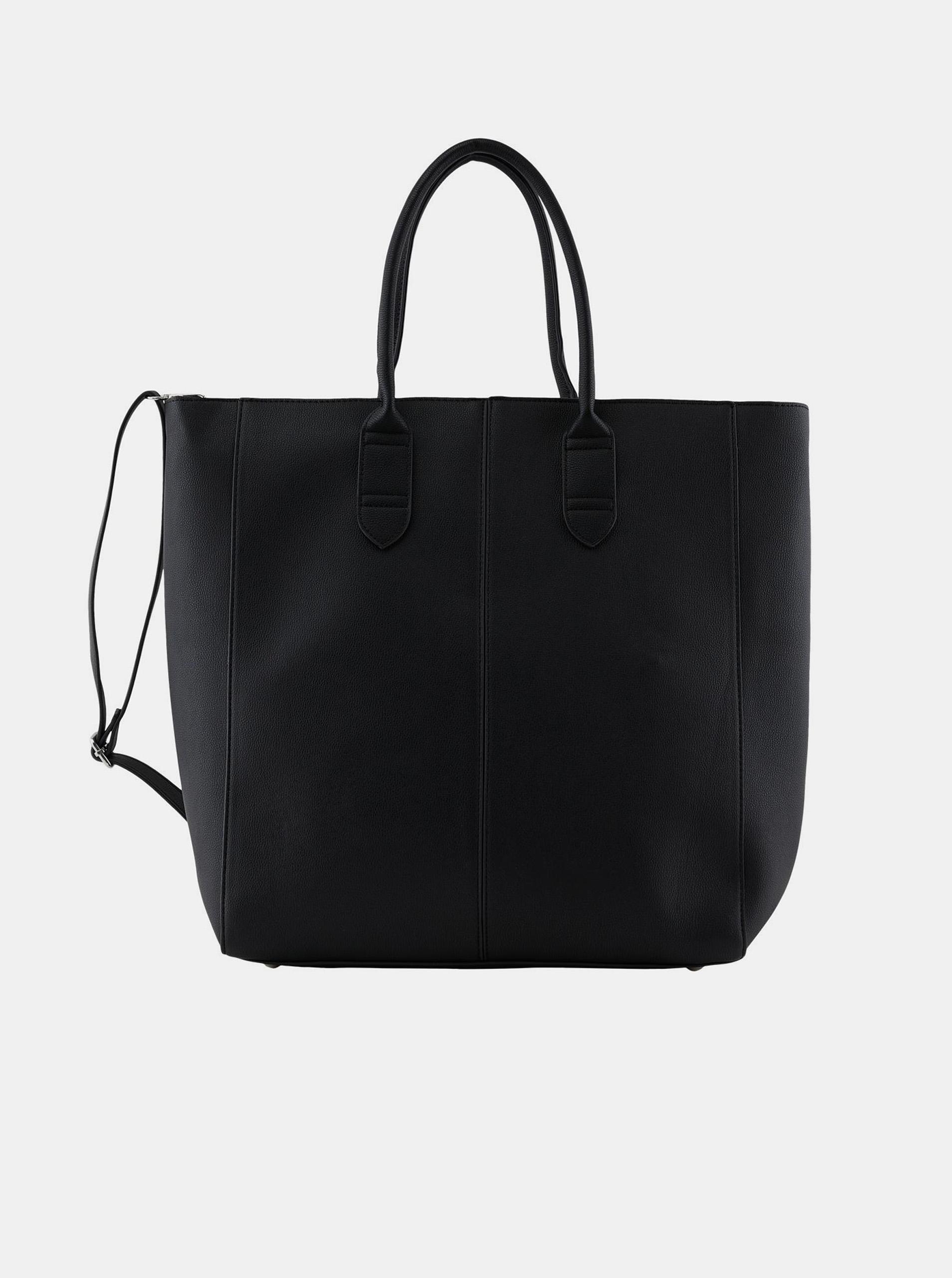 Pieces black shopper Tilo