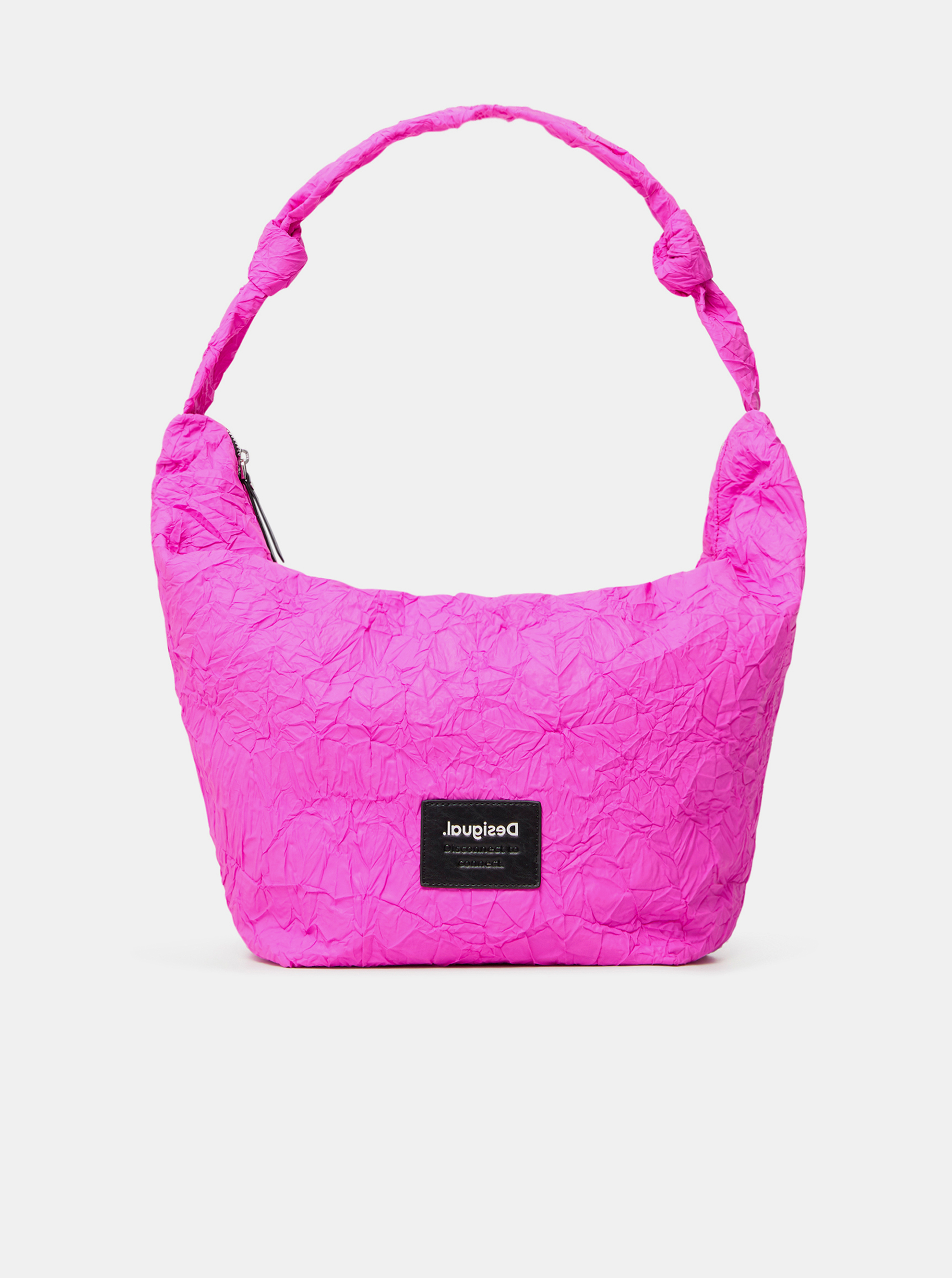 Desigual pink large handbag Crush Idaho