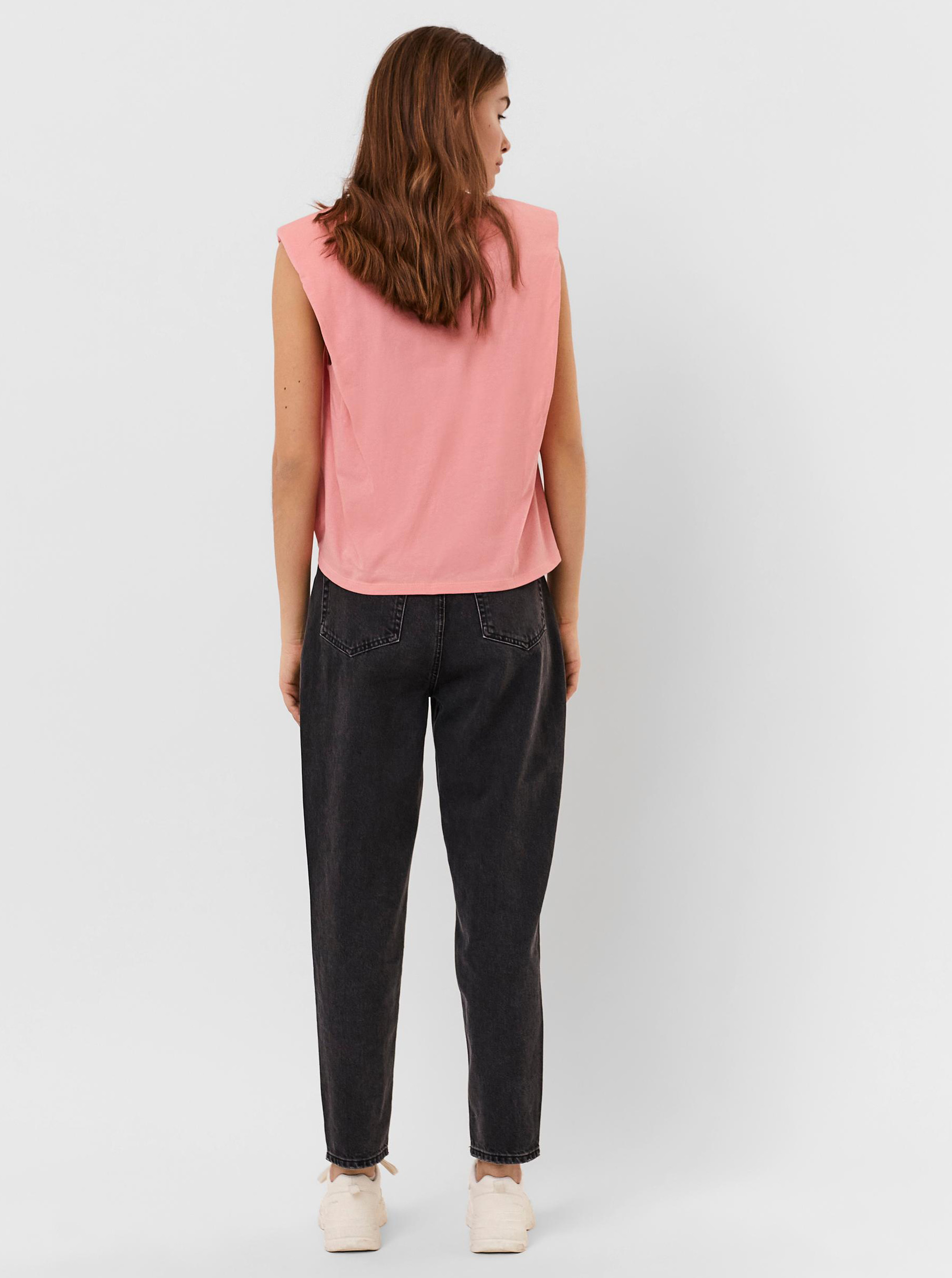 Vero Moda pink T-shirt Hollie
