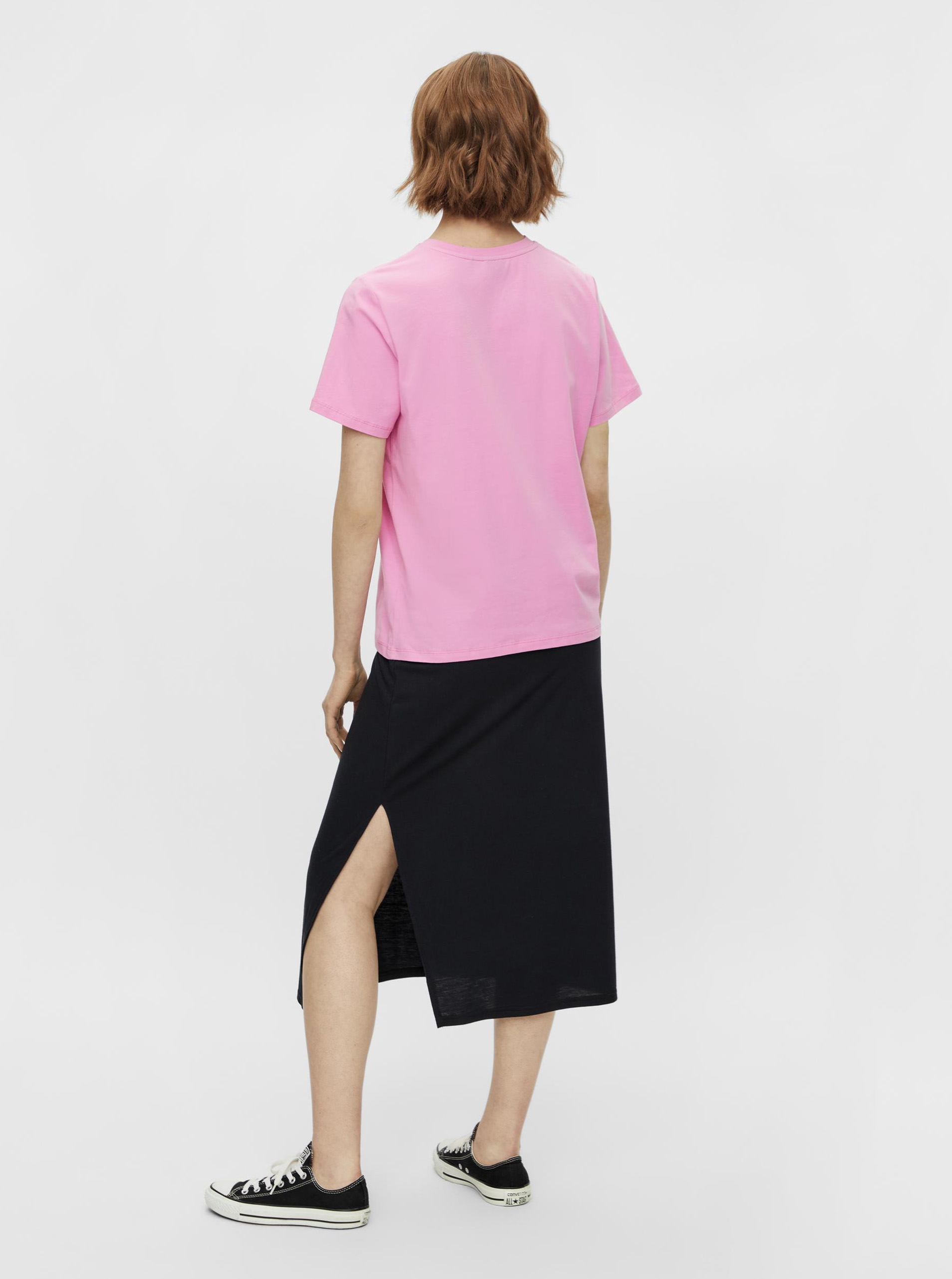 Pieces pink T-shirt Niru