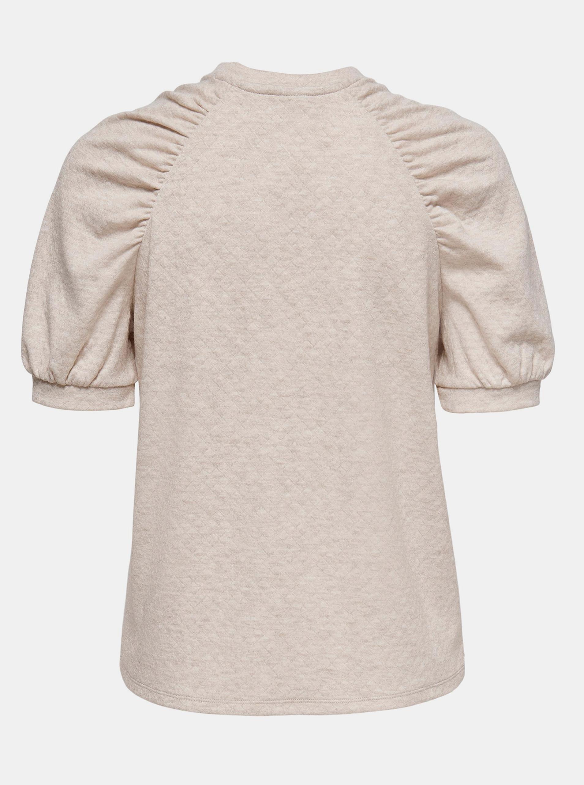 Jacqueline de Yong beige blouse Gloria