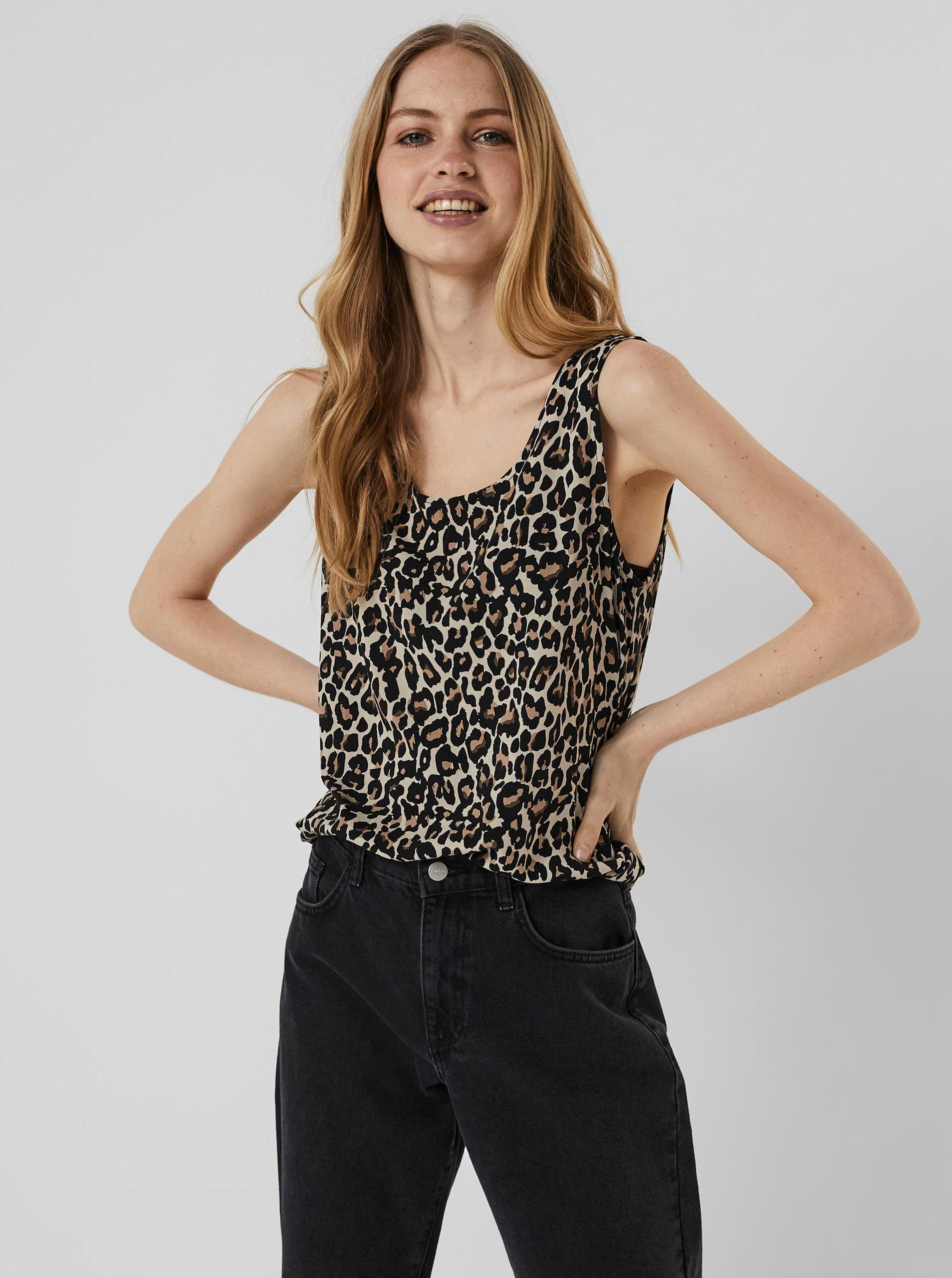 Vero Moda top Simply with pattern