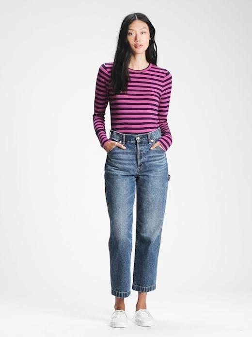 GAP Women's tops violet