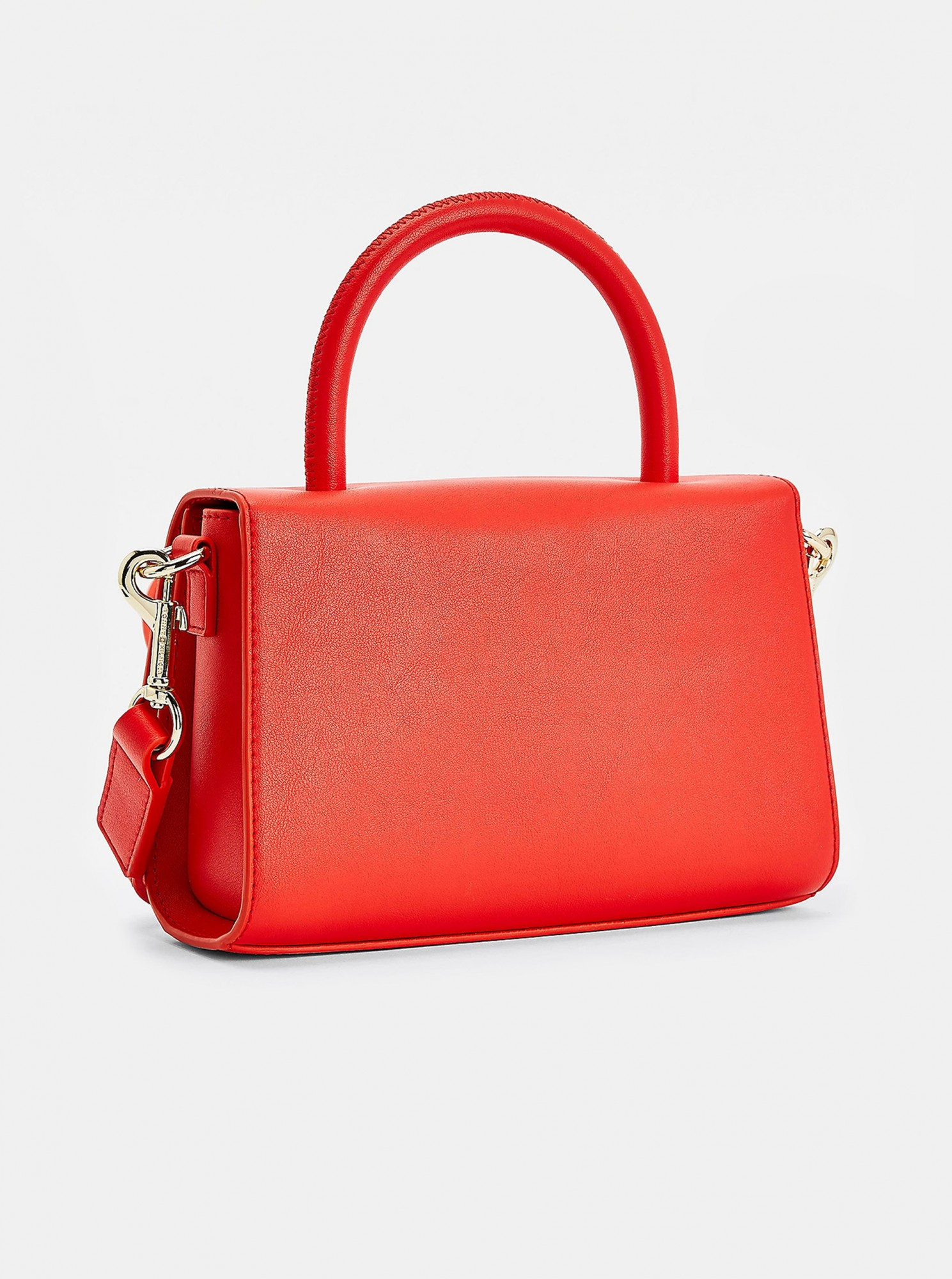 Tommy Hilfiger red crossbody small handbag