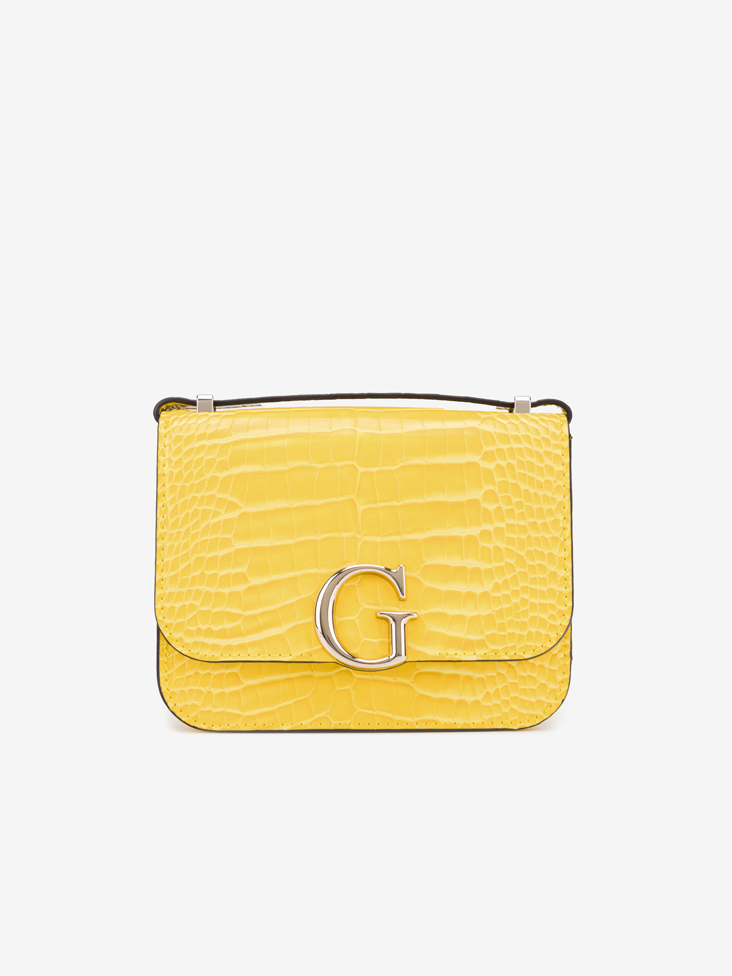 Guess yellow handbag Corily