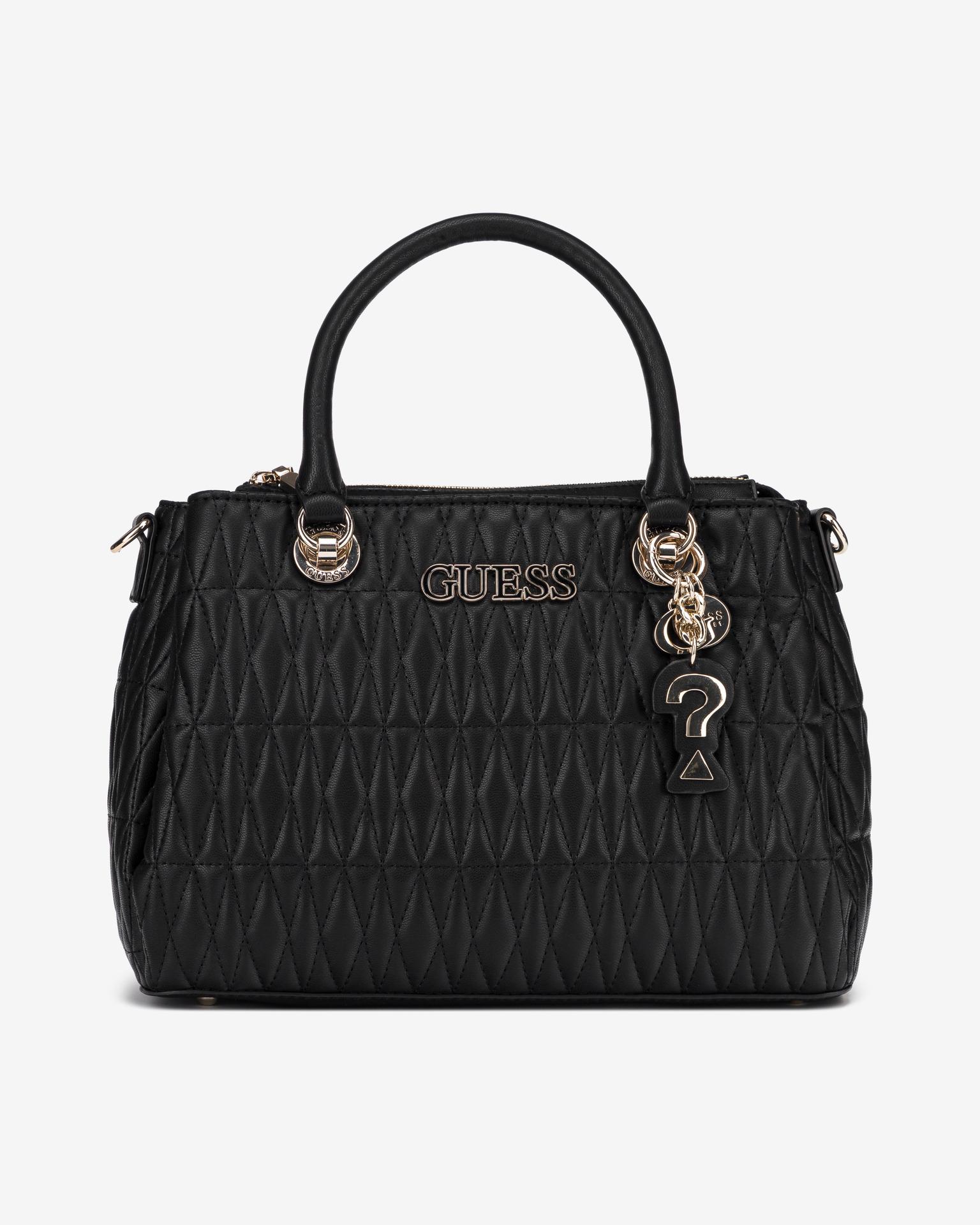 Guess black handbag Brinkley