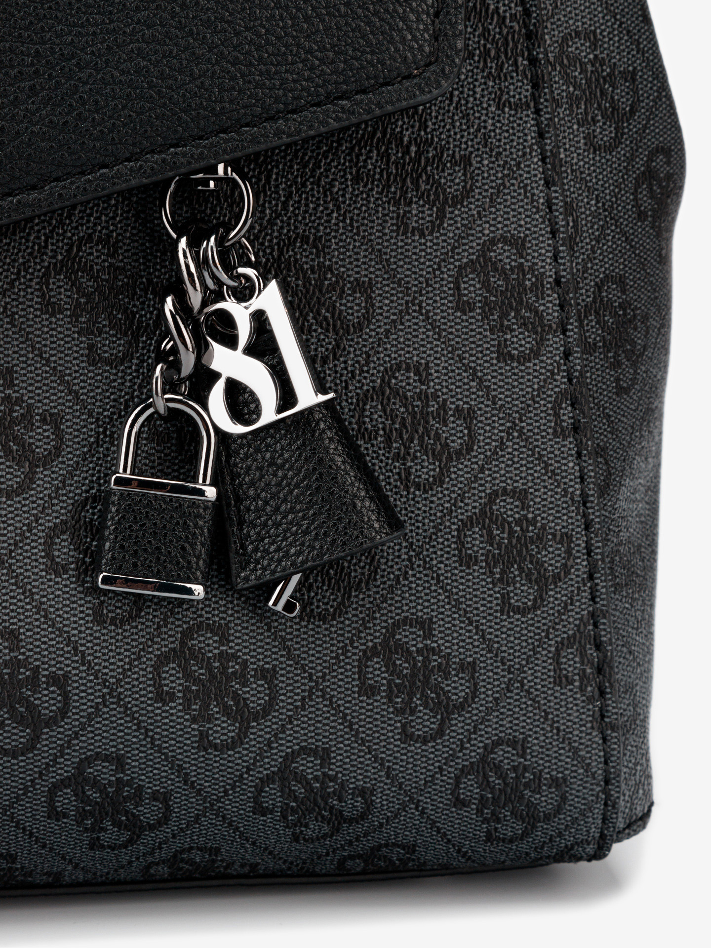 Guess black handbag Valy Large