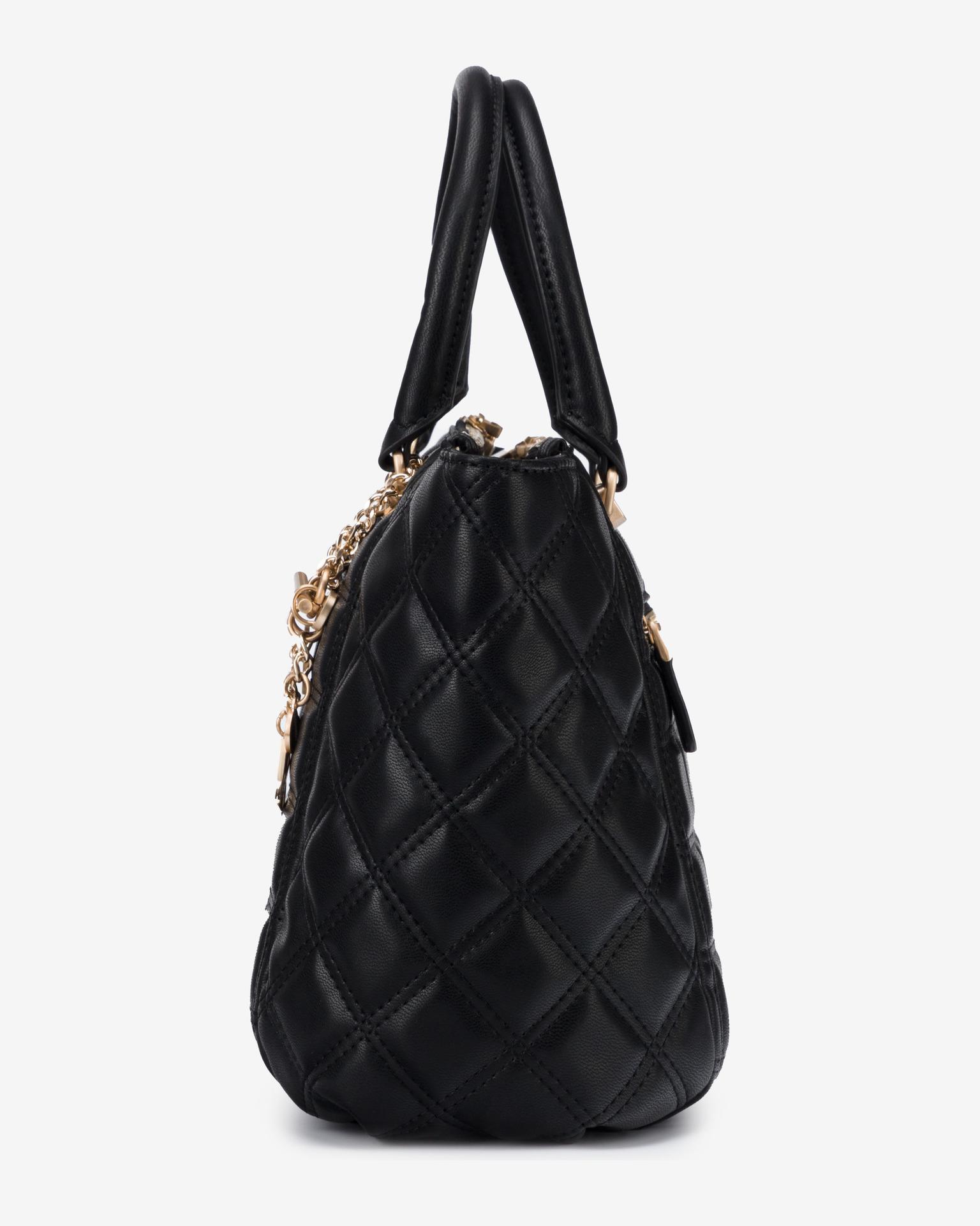 Guess black handbag Kamina Status