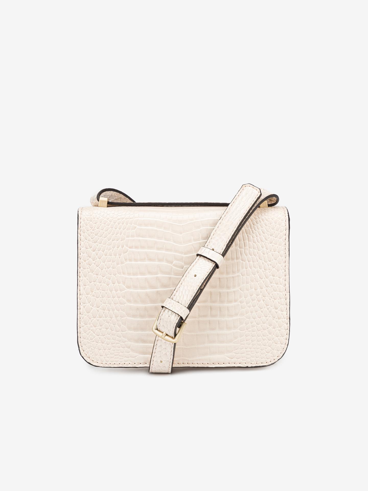 Guess beige crossbody handbag Corily