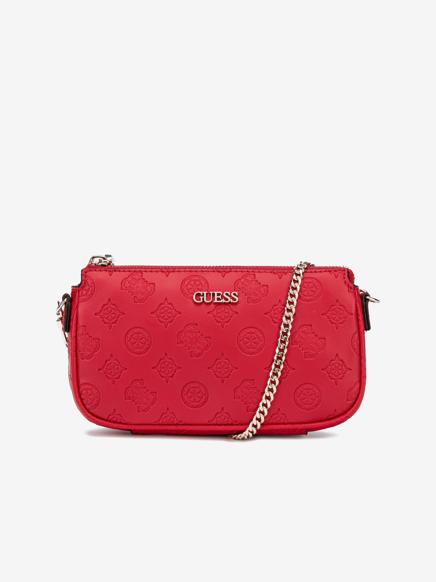 Guess red 2in1 crossbody handbag Dayane Double
