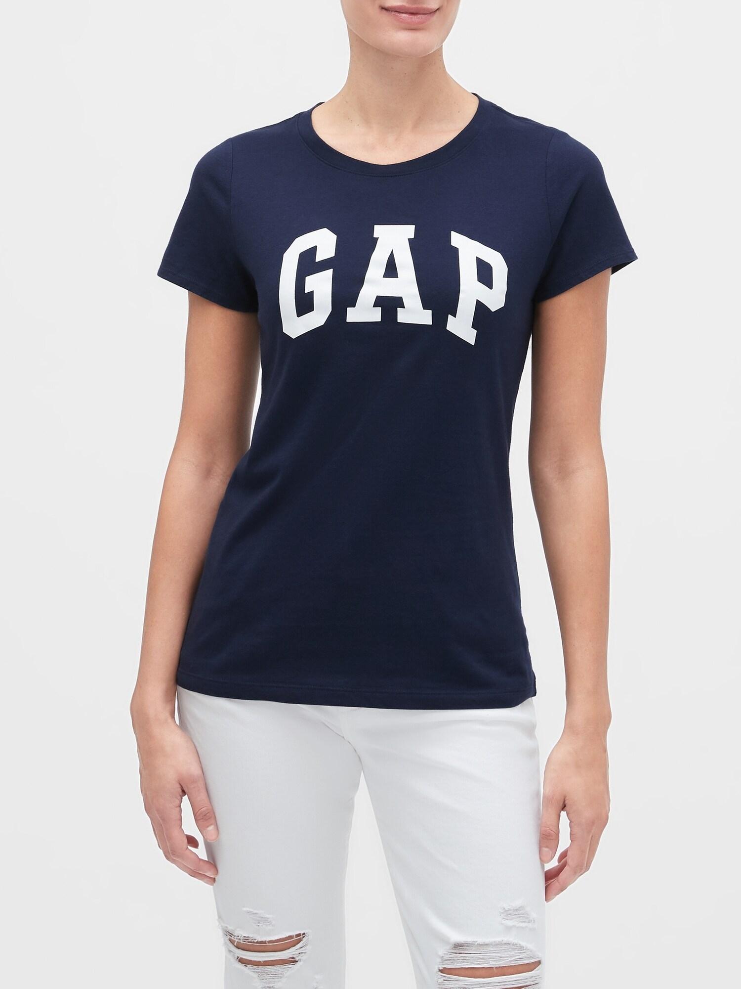 GAP Women's t-shirt blue