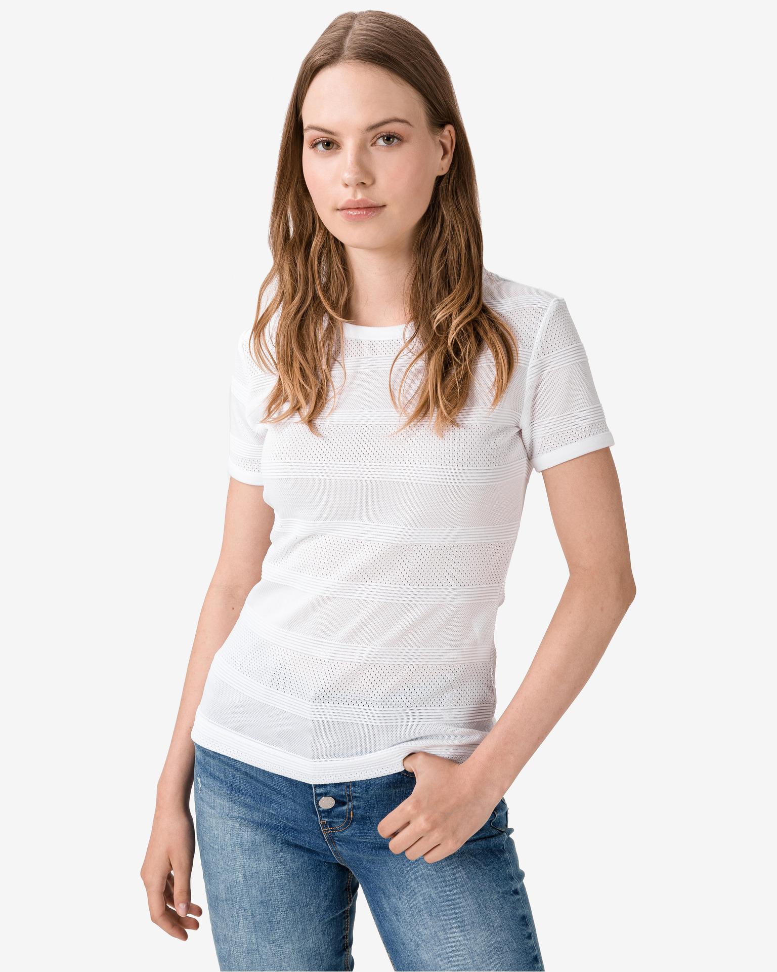 Guess Women's t-shirt white Top