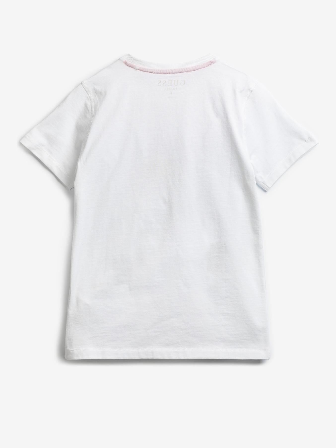 Guess Boys t-shirt white