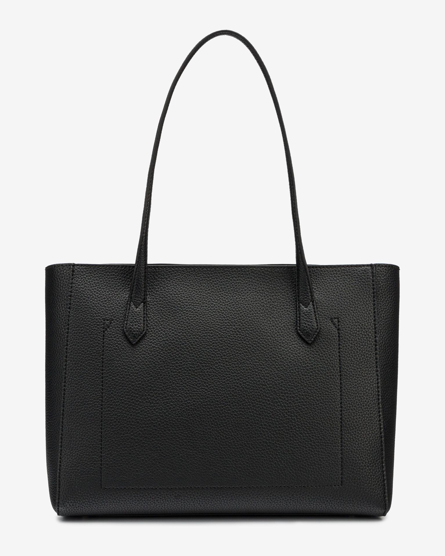 Guess black handbag Uptown Chic Elite
