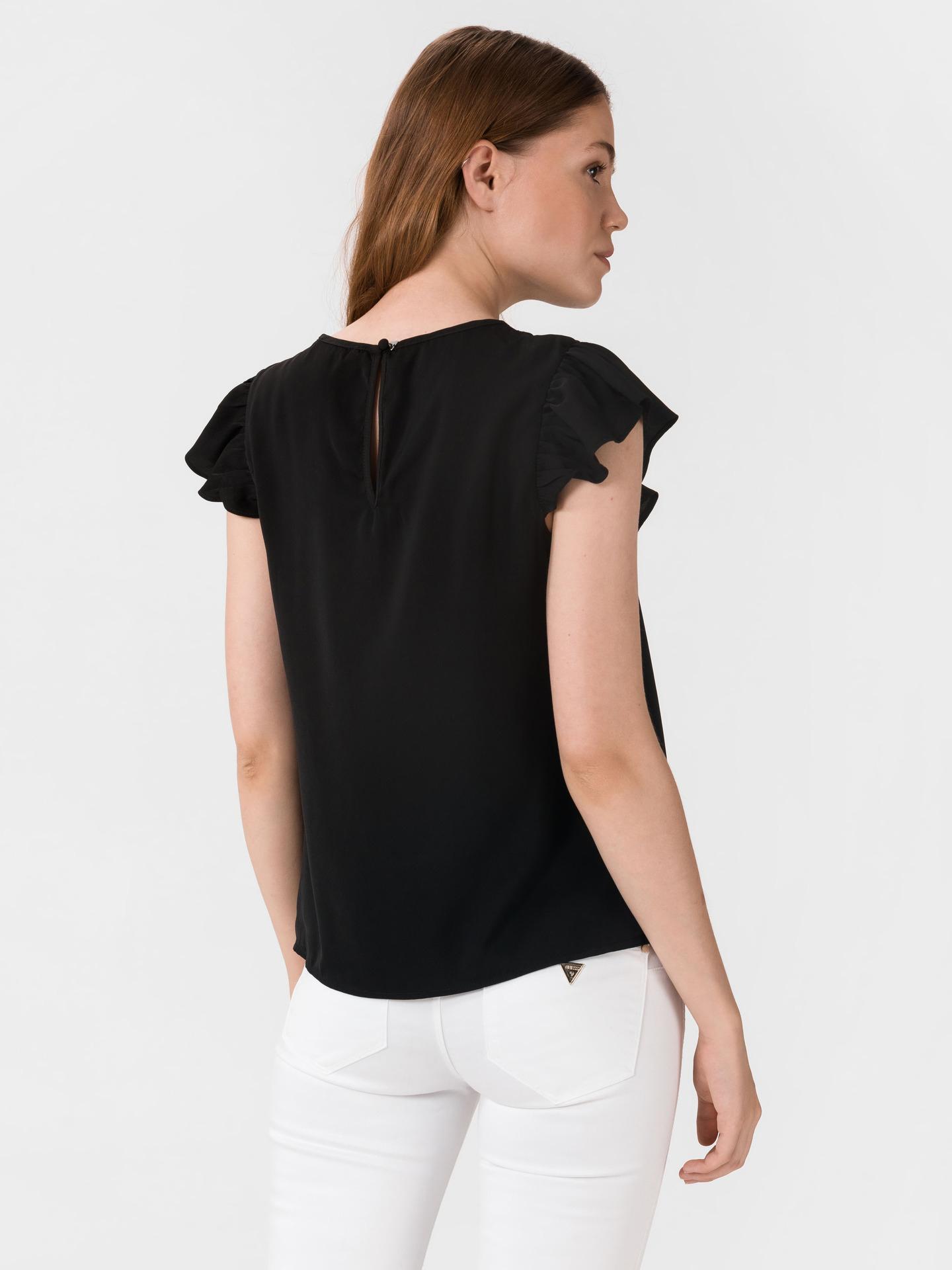 Guess black blouse Lodovica